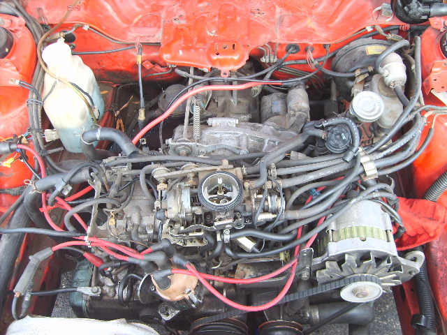 Subaru Ea Engine