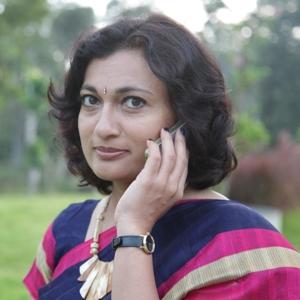 Suman Nagarkar Indian actress