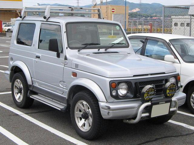JB32 ジムニーシエラ