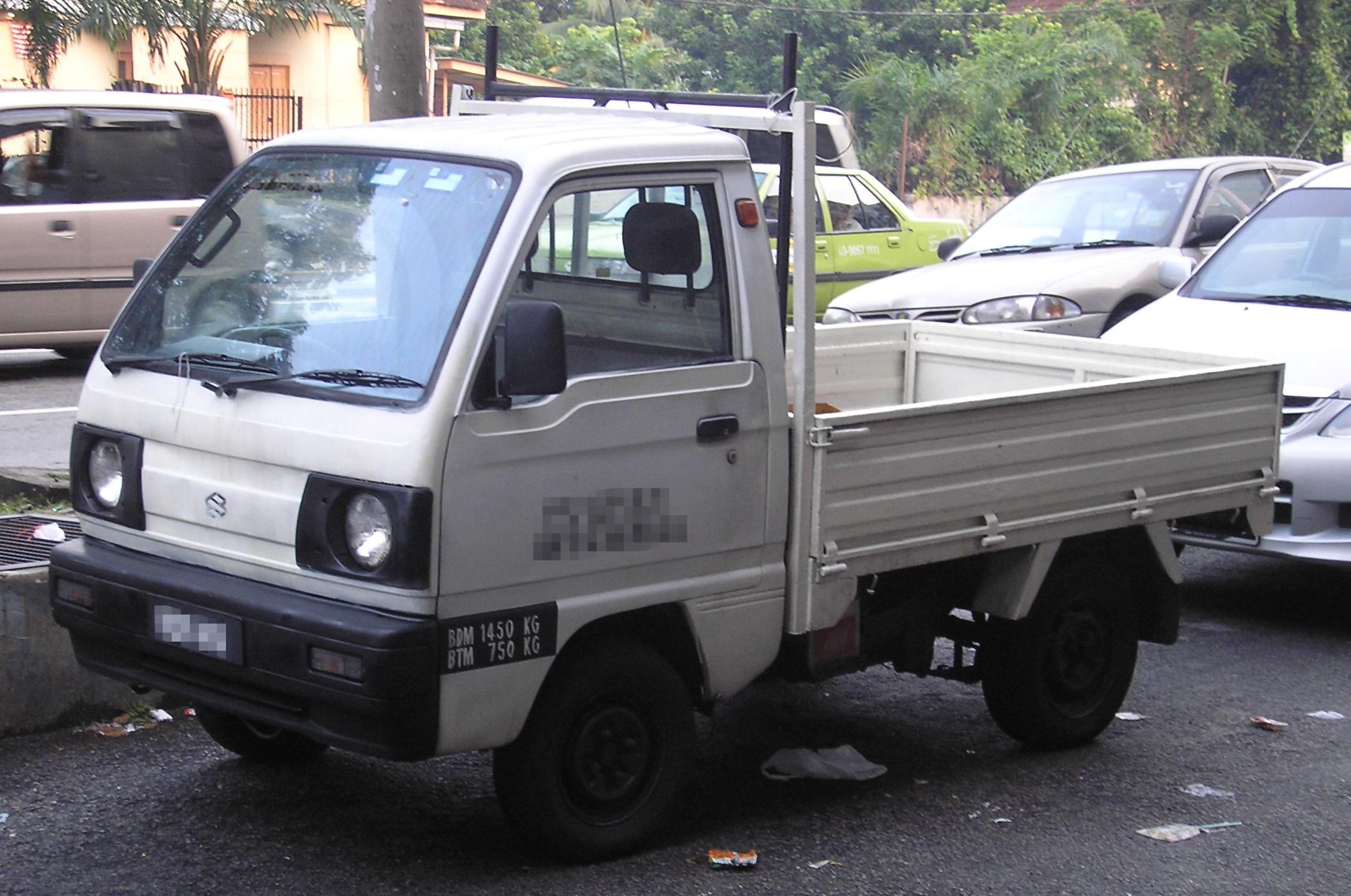 file suzuki carry fifth generation pickup front kuala lumpur. Black Bedroom Furniture Sets. Home Design Ideas