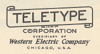Teletype Corporation