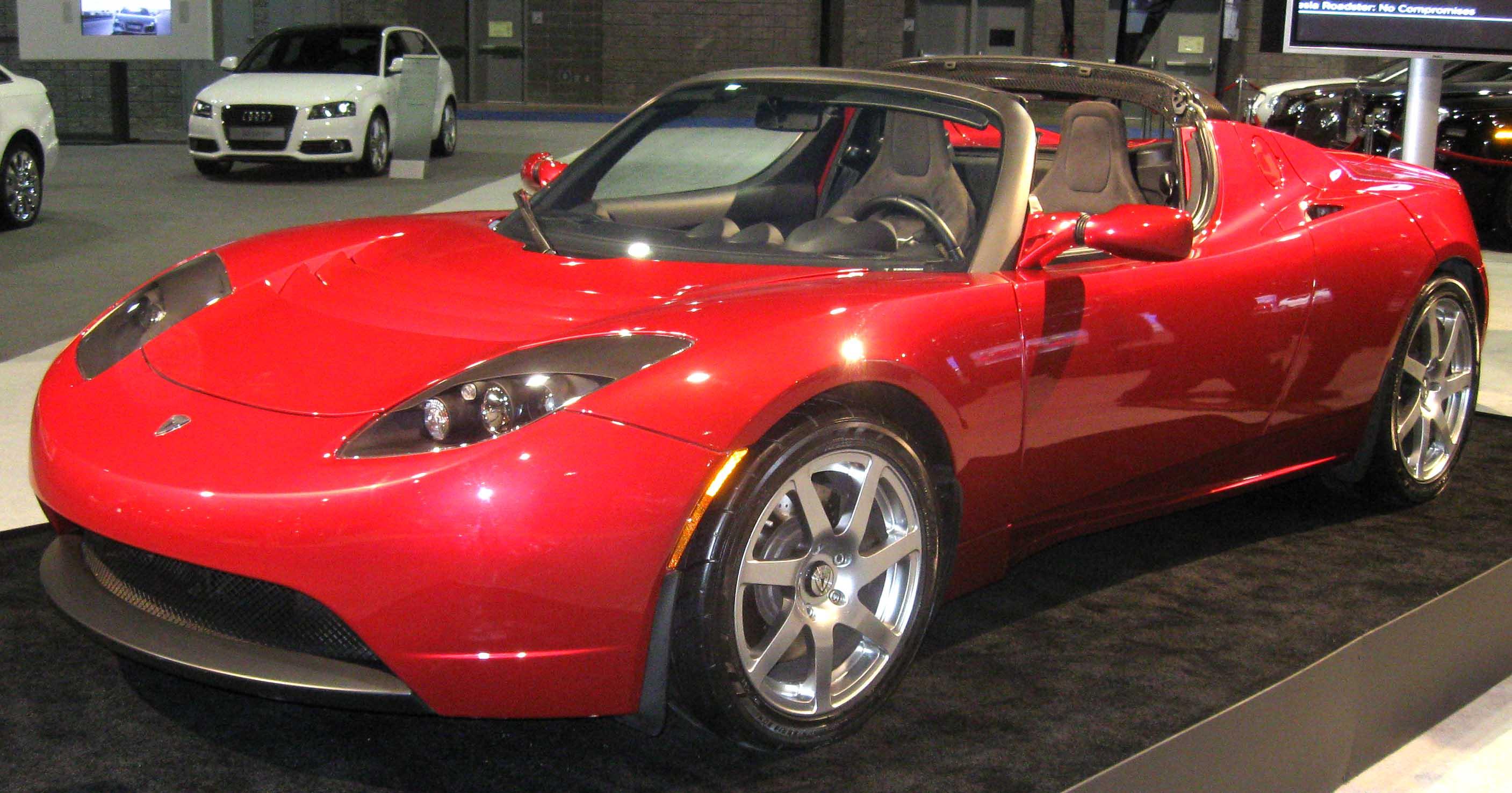Image result for tesla roadster