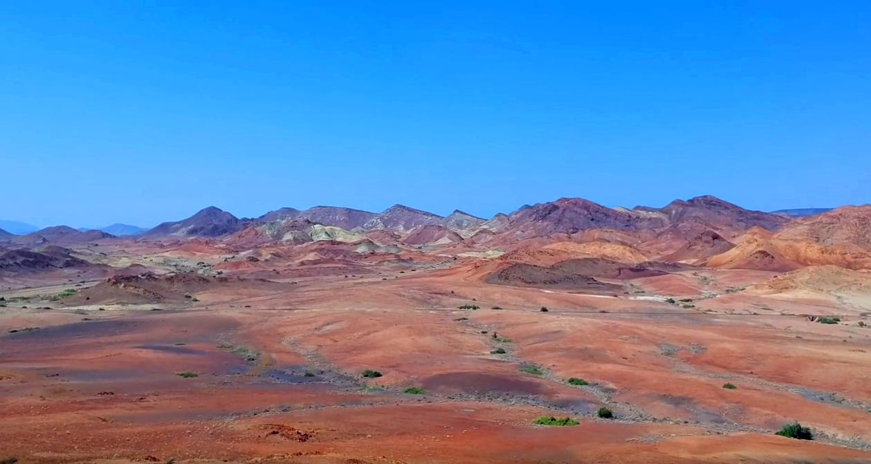Gunung-gunung dekat Dasbiyo