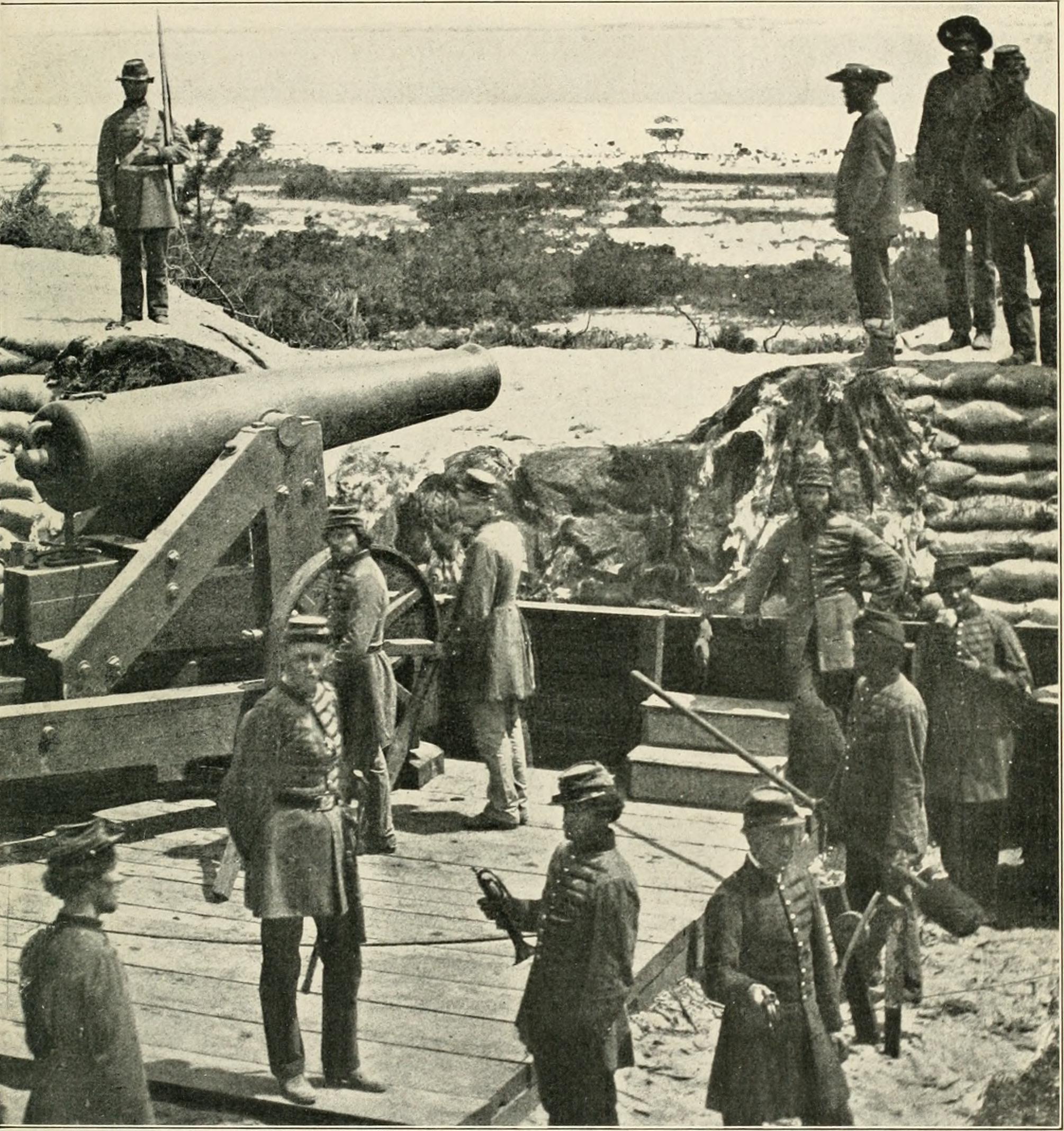 The civil war 1861 65 2 essay