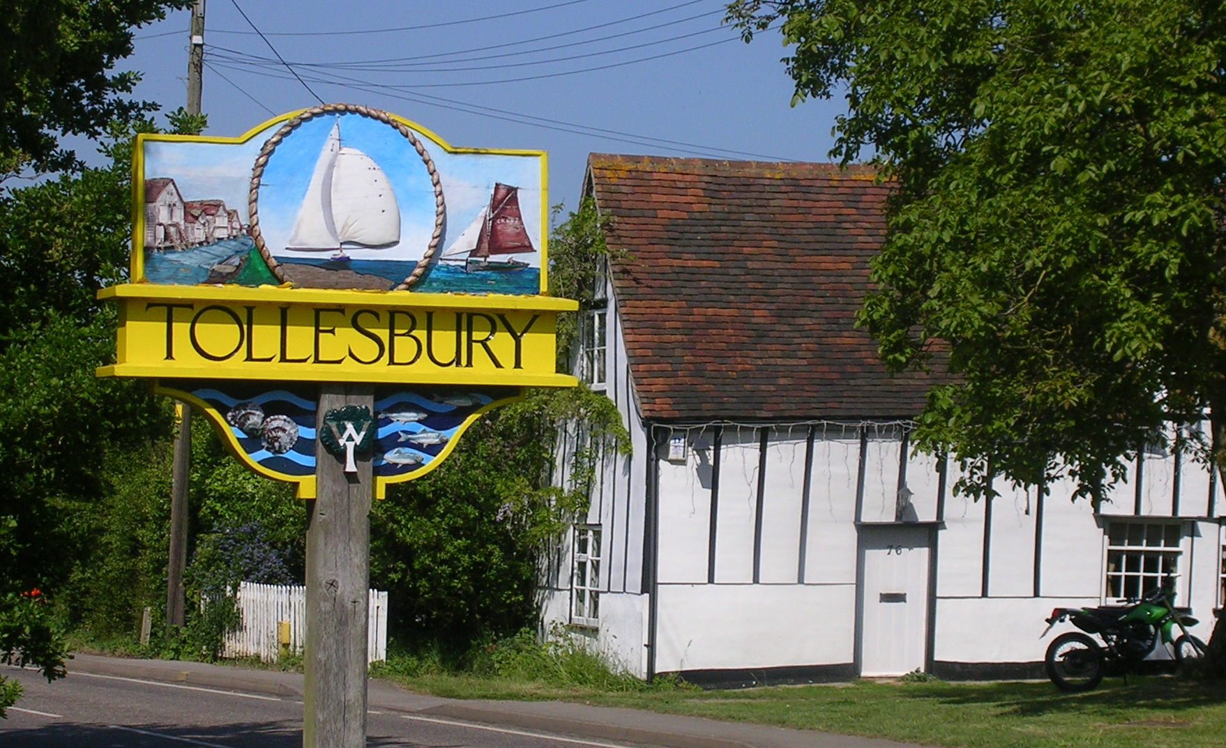 tollesbury essex uk