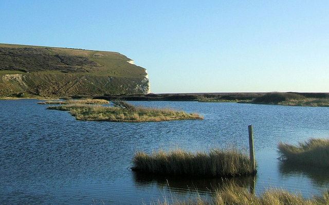 Towards Cliff End, Cuckmere Haven - geograph.org.uk - 1089935