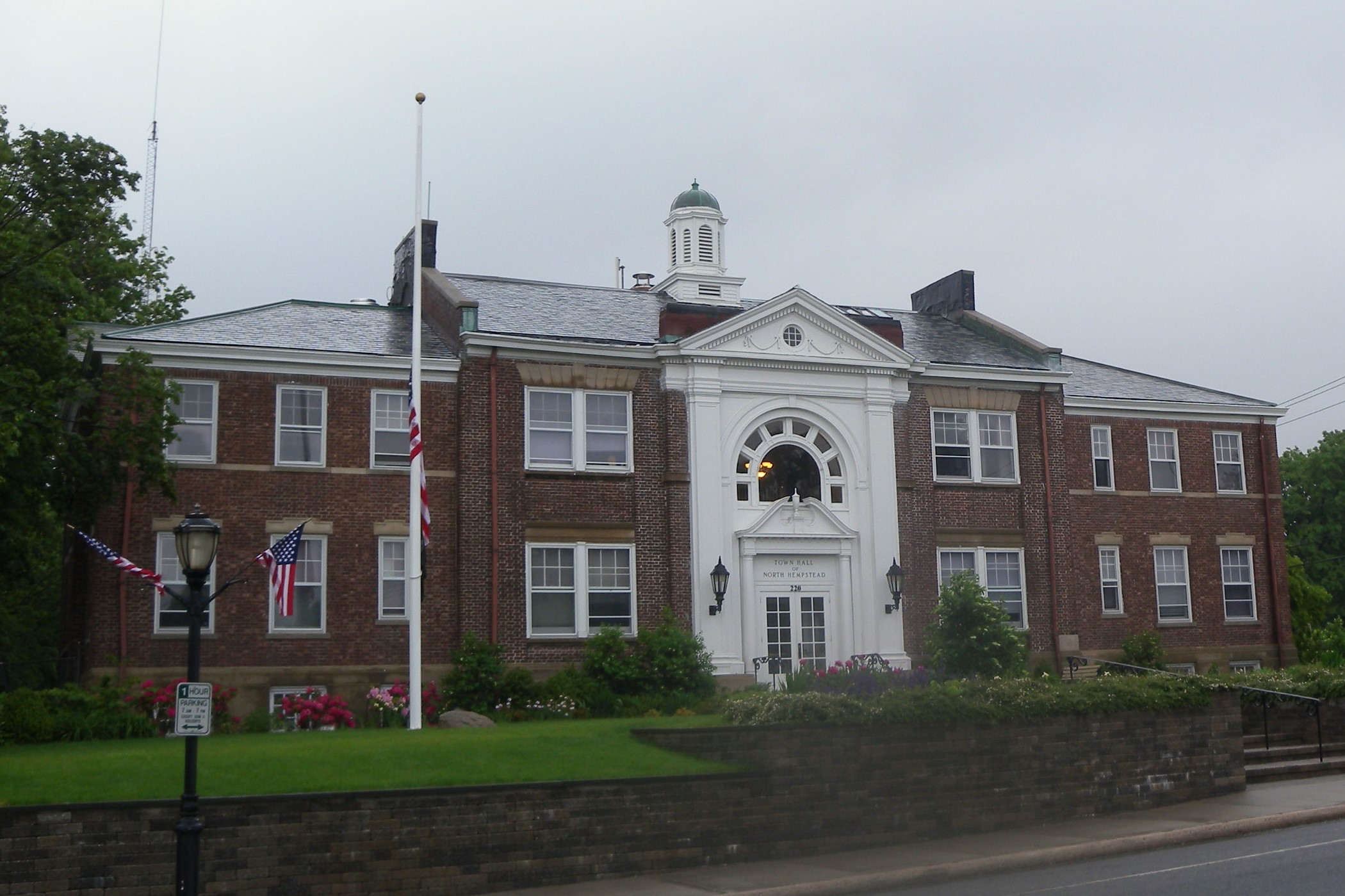 North Hempstead Town Hall - Wikipedia, the free encyclopediahempstead town