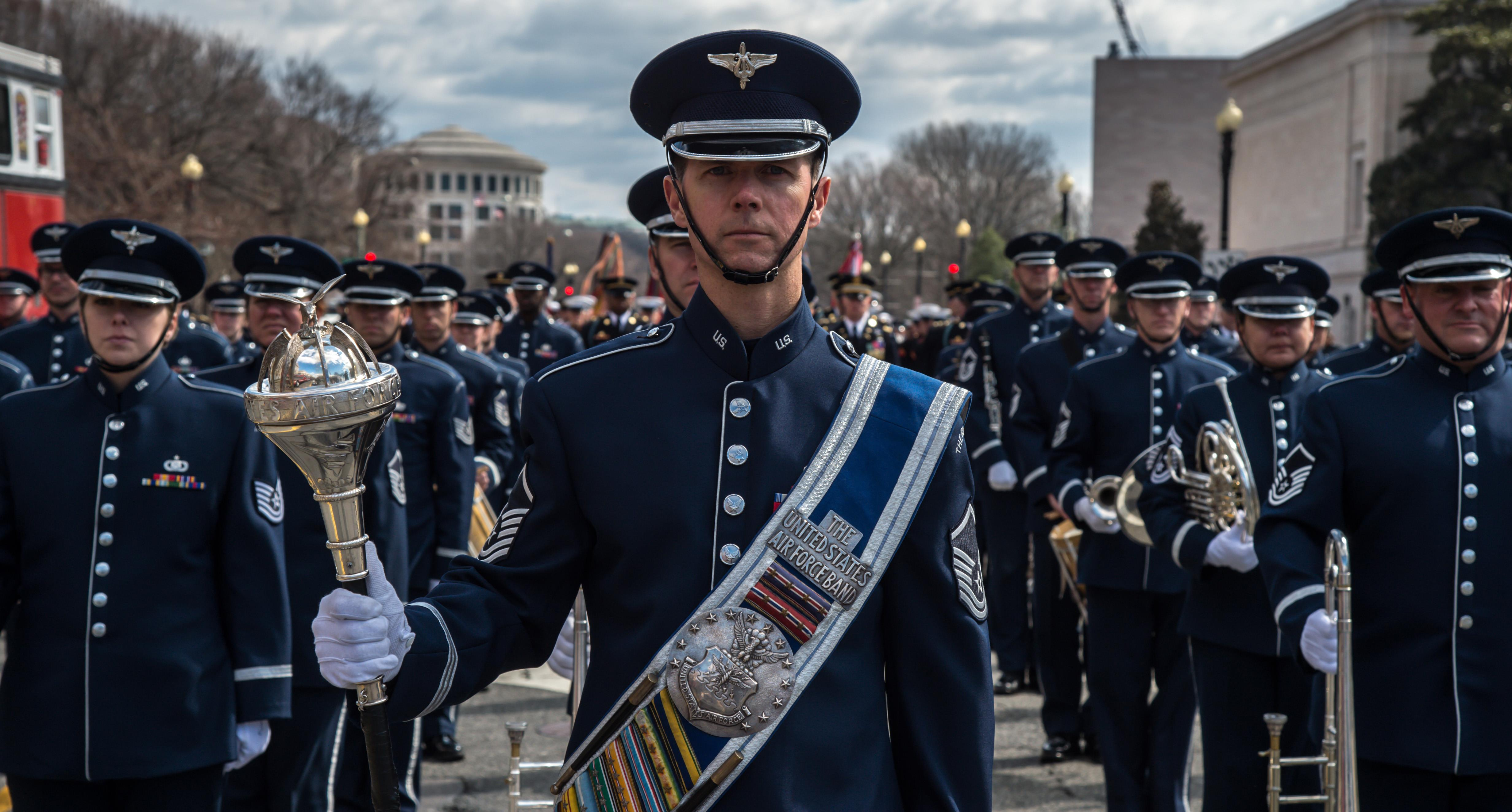 United States Air Force Band - Wikipedia