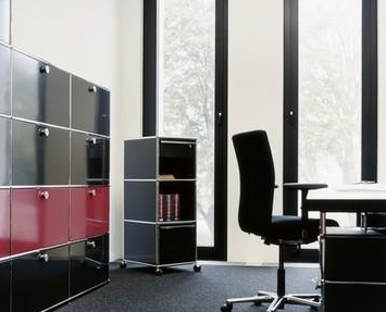 usm haller. Black Bedroom Furniture Sets. Home Design Ideas
