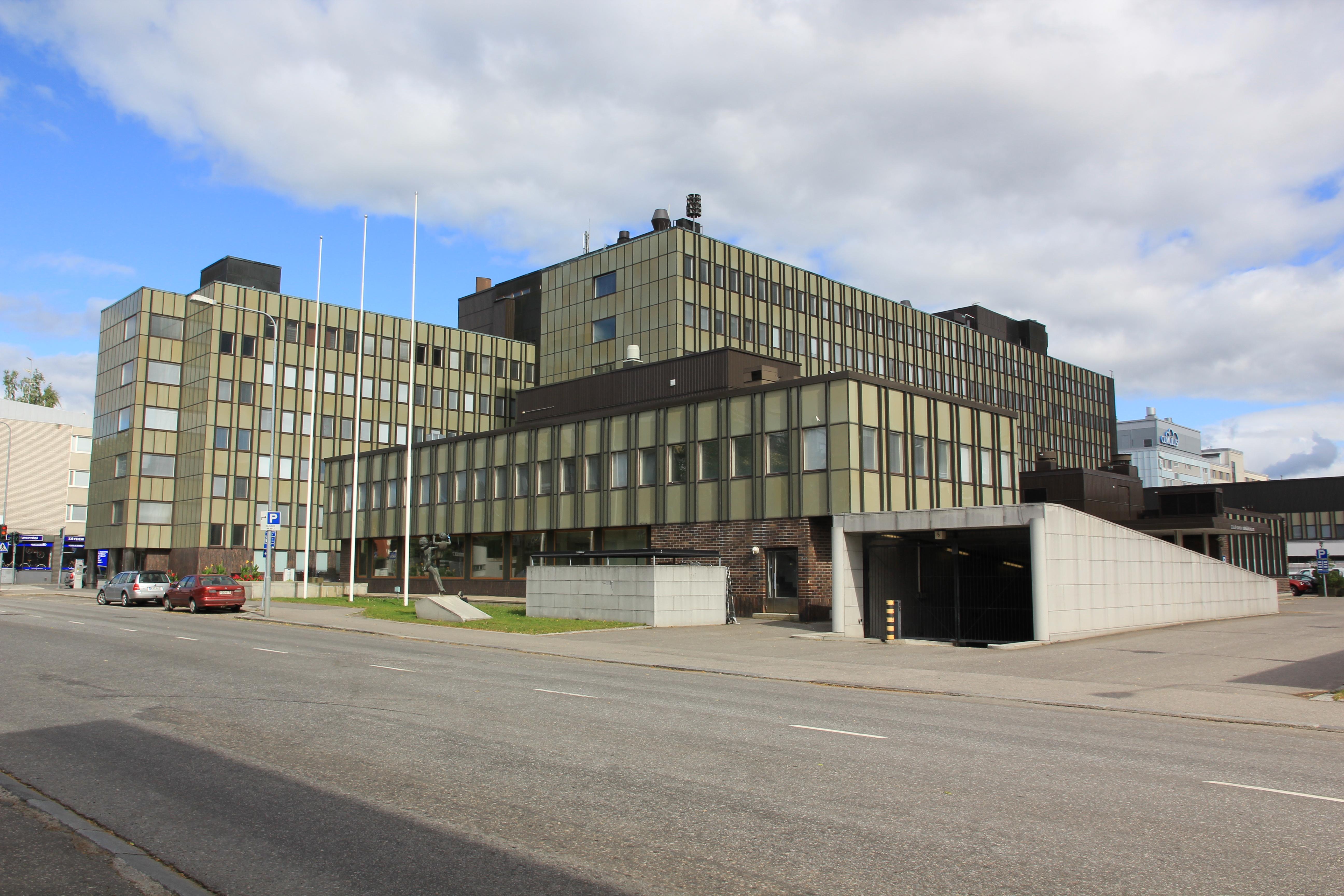 Joensuun Poliisiasema