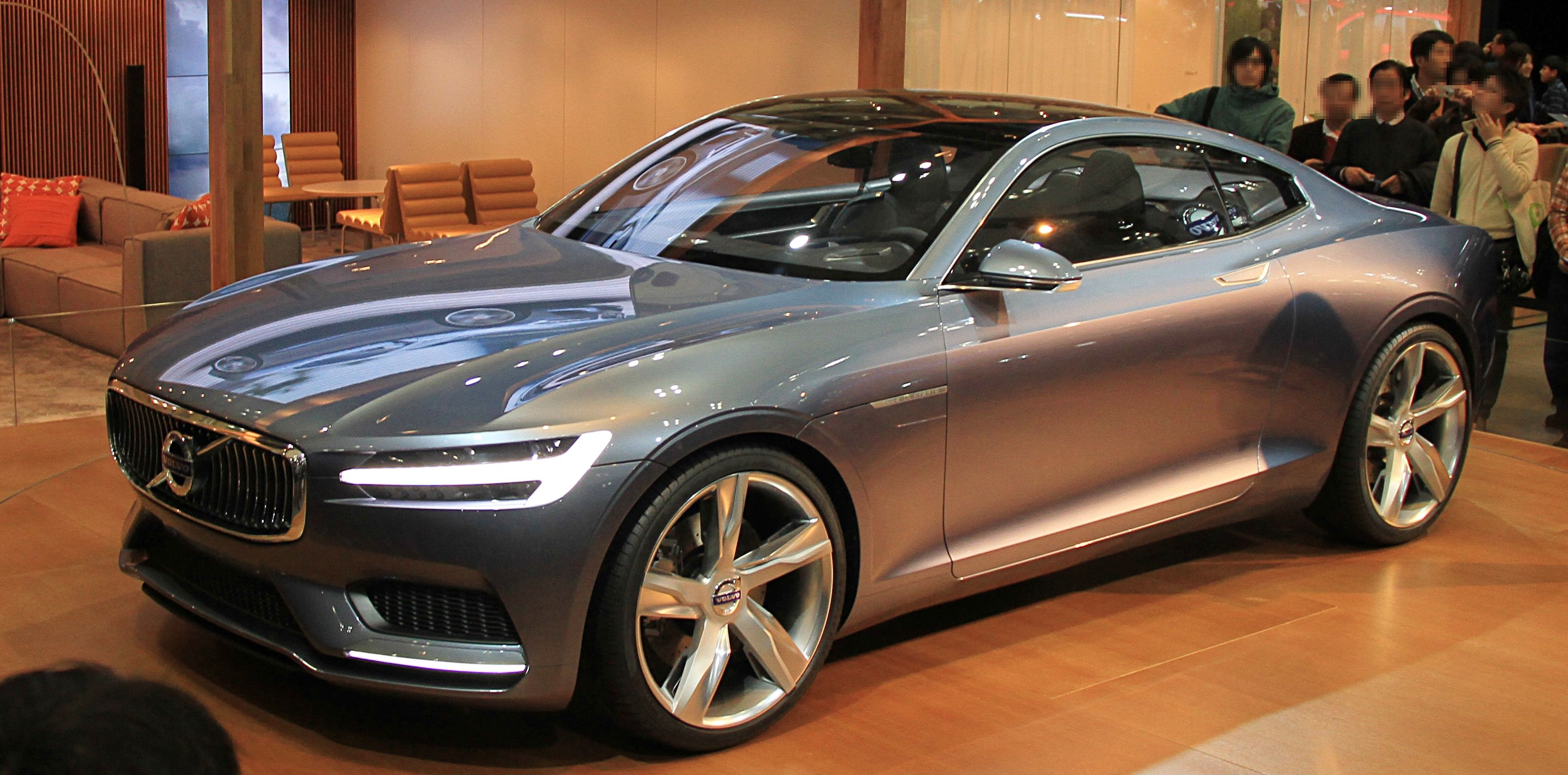 Volvo Concept Coupe Wikiwand