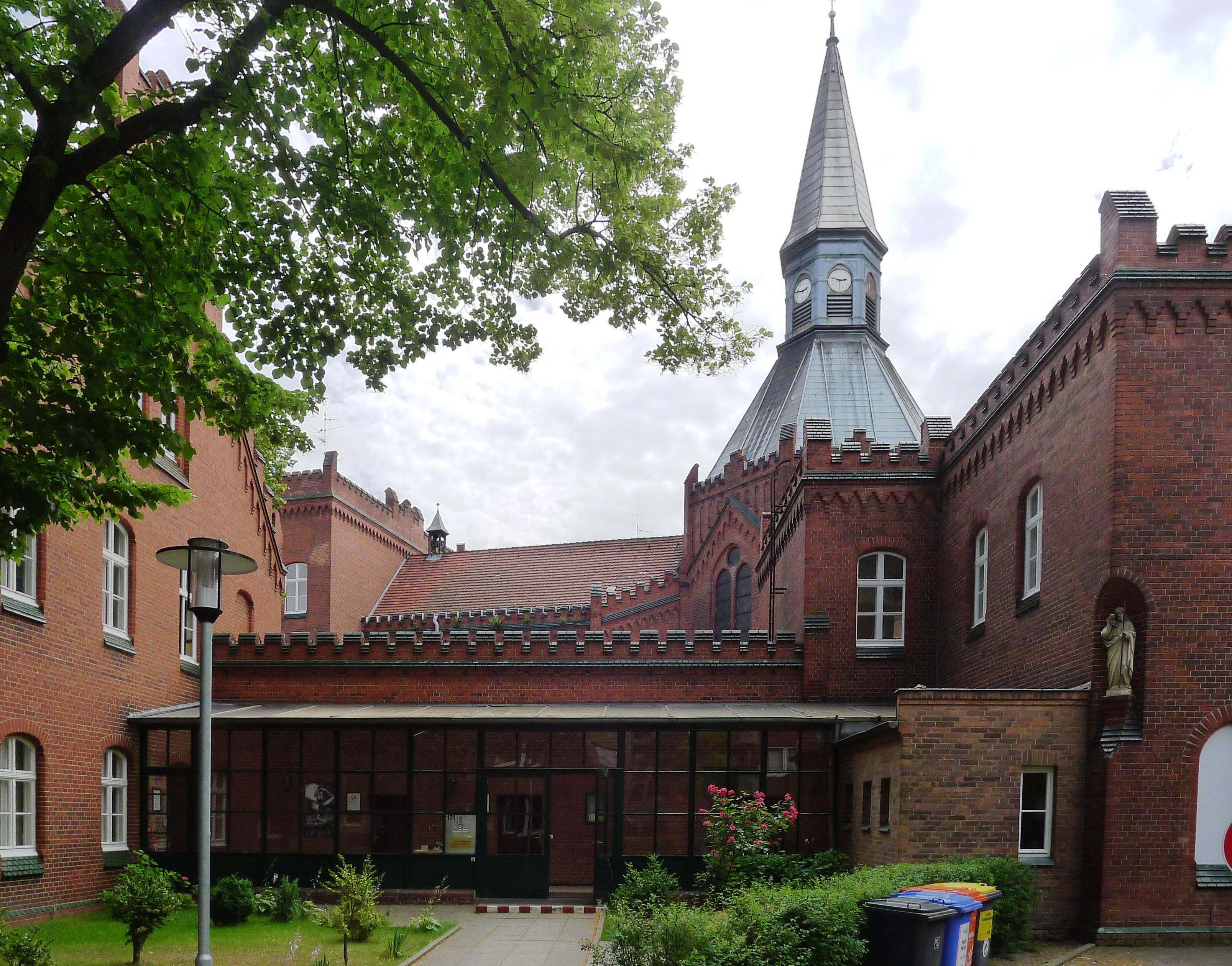 File Vom Guten Hirten Berlin Marienfelde Rectoral Jpg