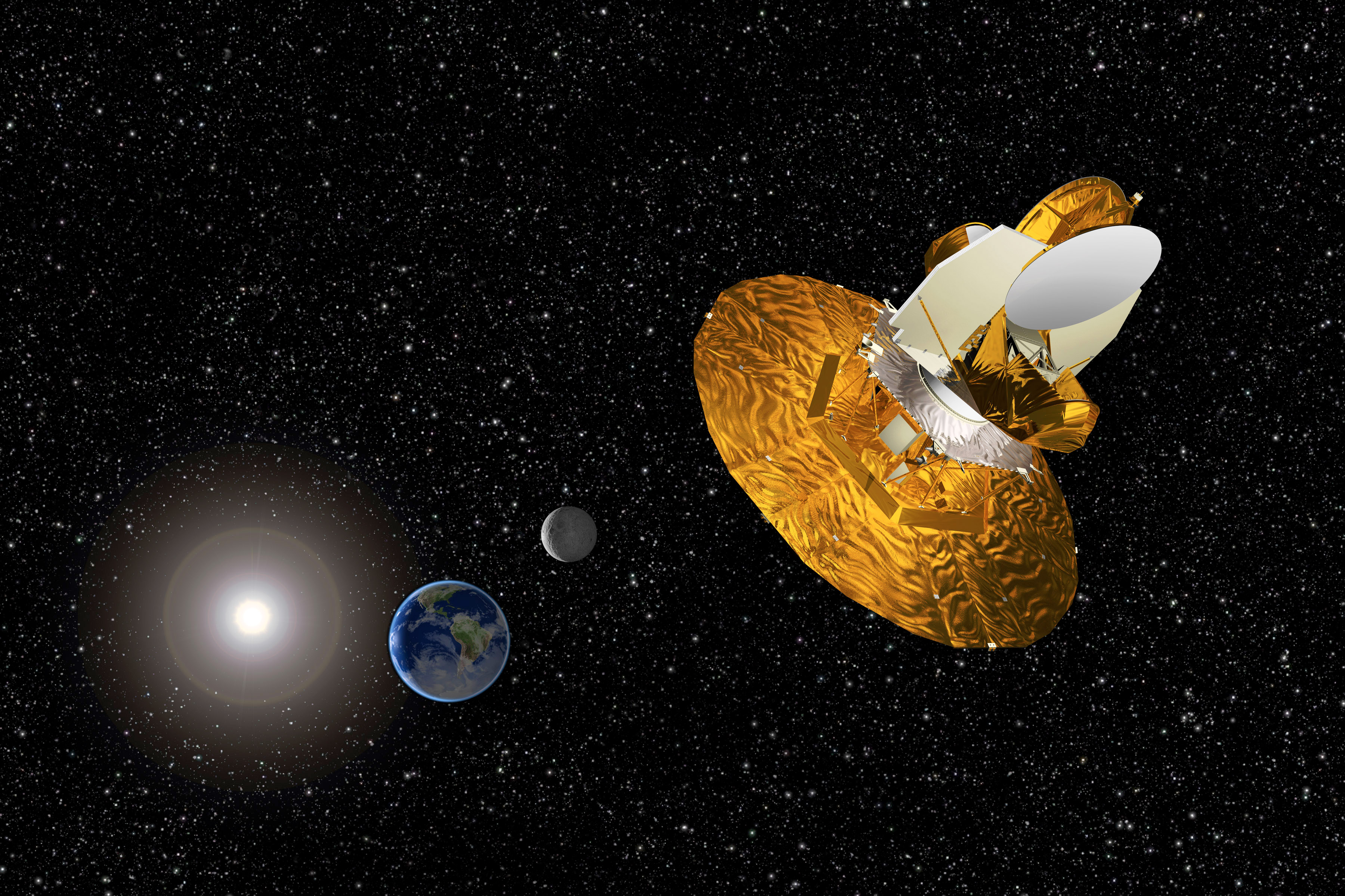 File:WMAP Leaving the Earth or Moon toward L2.jpg