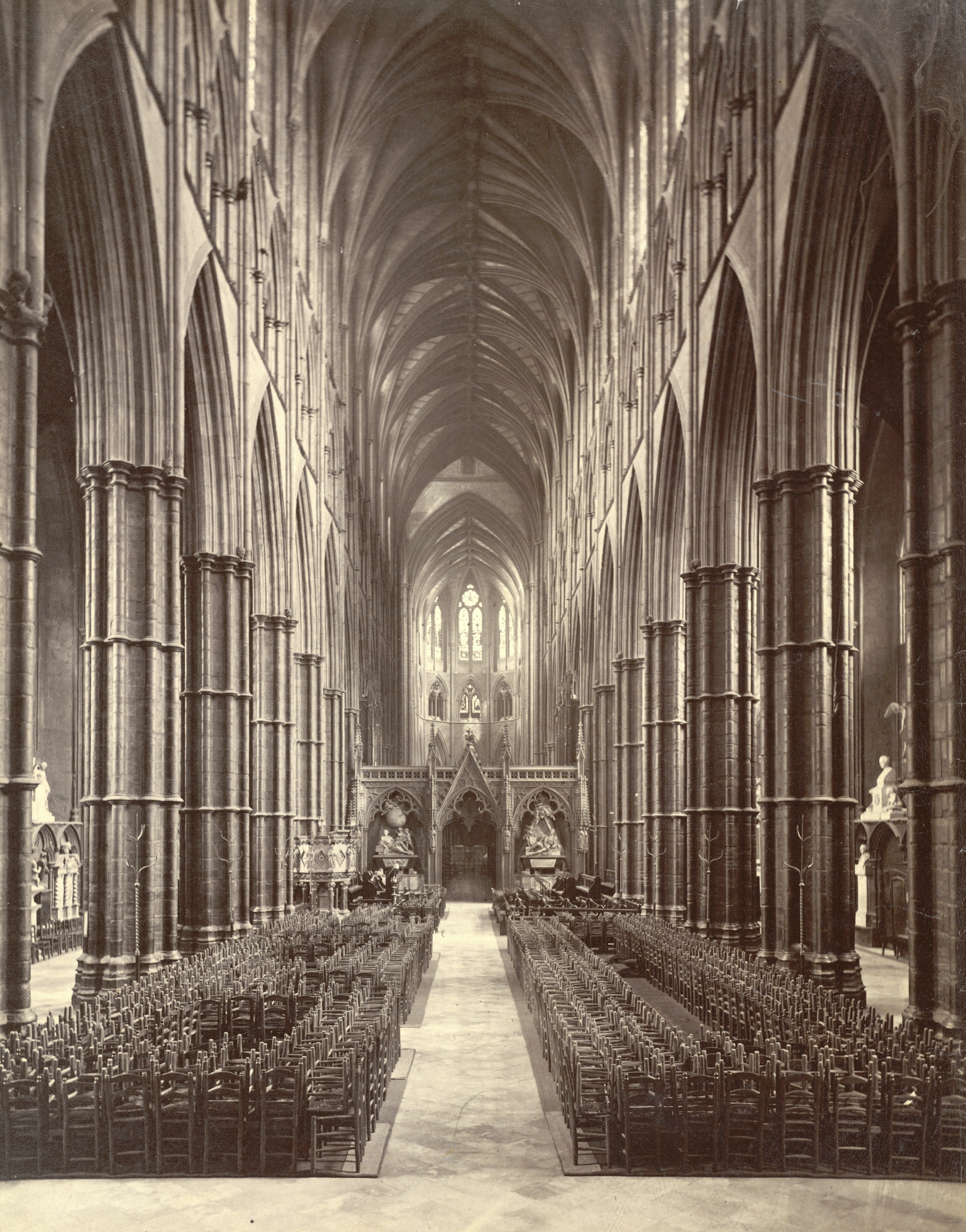 File Westminster Abbey The Nave 3610824807 Jpg