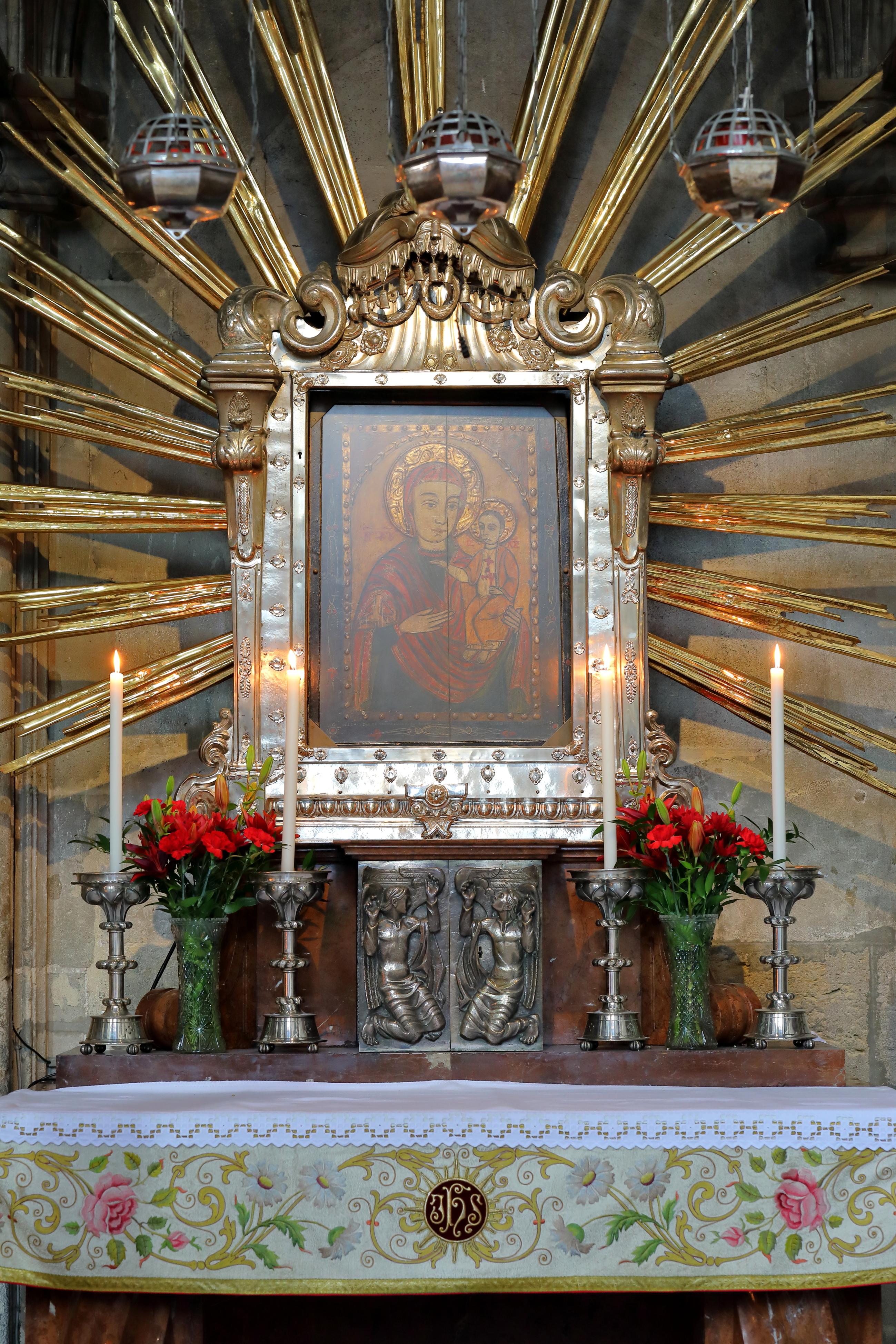 Wien - Stephansdom, Maria-Pötsch-Altar.JPG