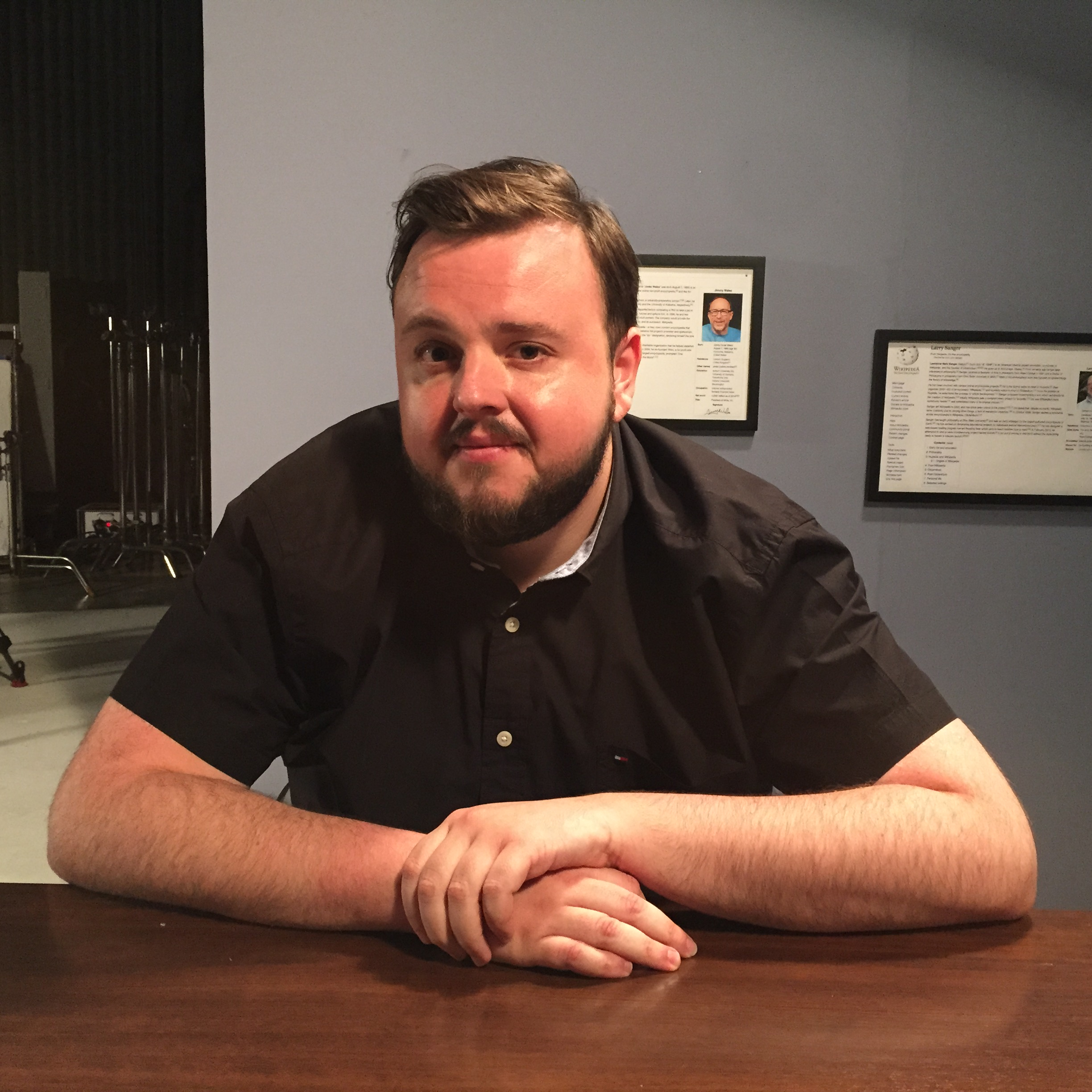 The 30-year old son of father (?) and mother(?) John Bradley- West in 2018 photo. John Bradley- West earned a  million dollar salary - leaving the net worth at 1.17 million in 2018