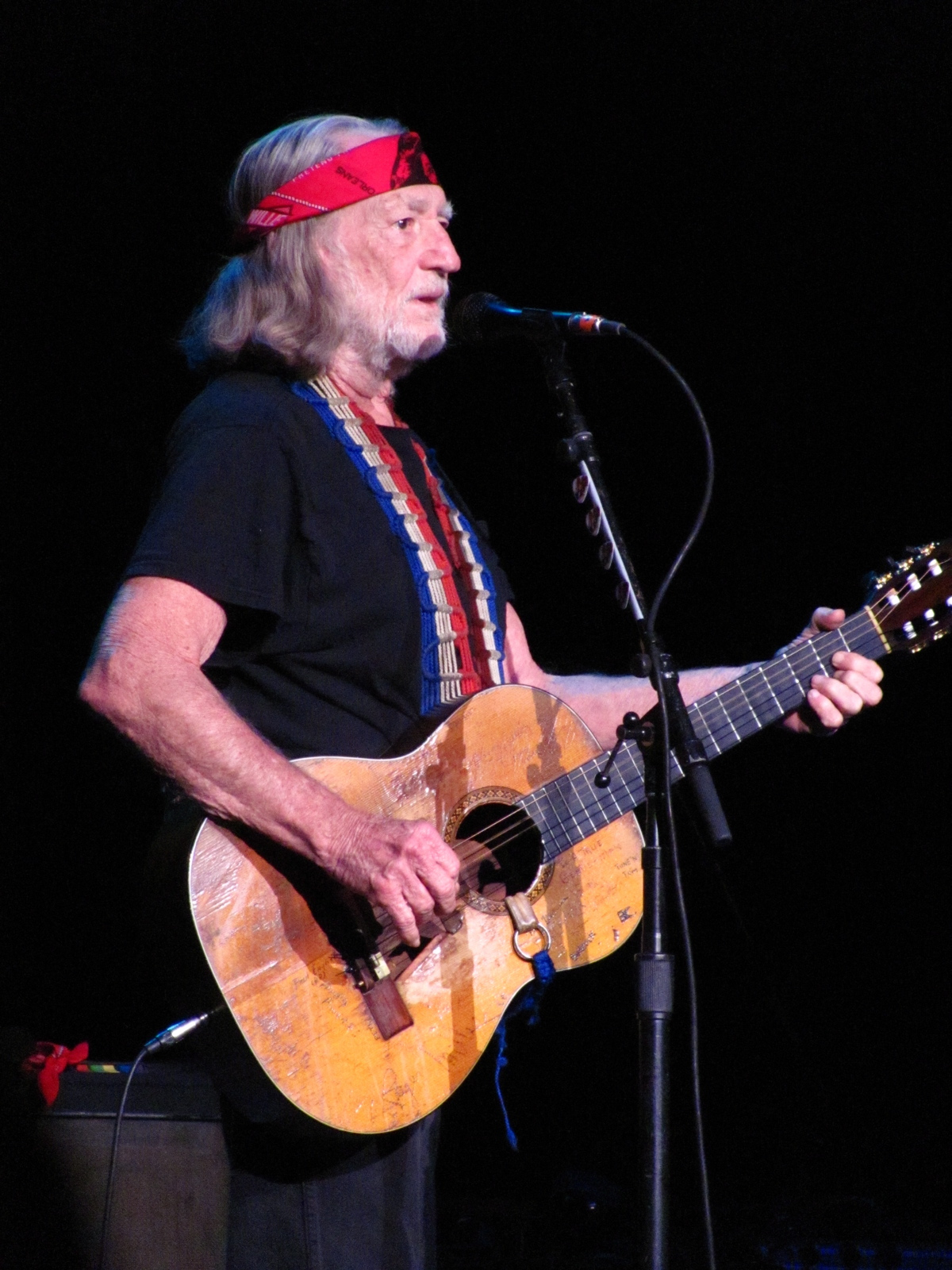 Who Is Willie Nelson Touring With