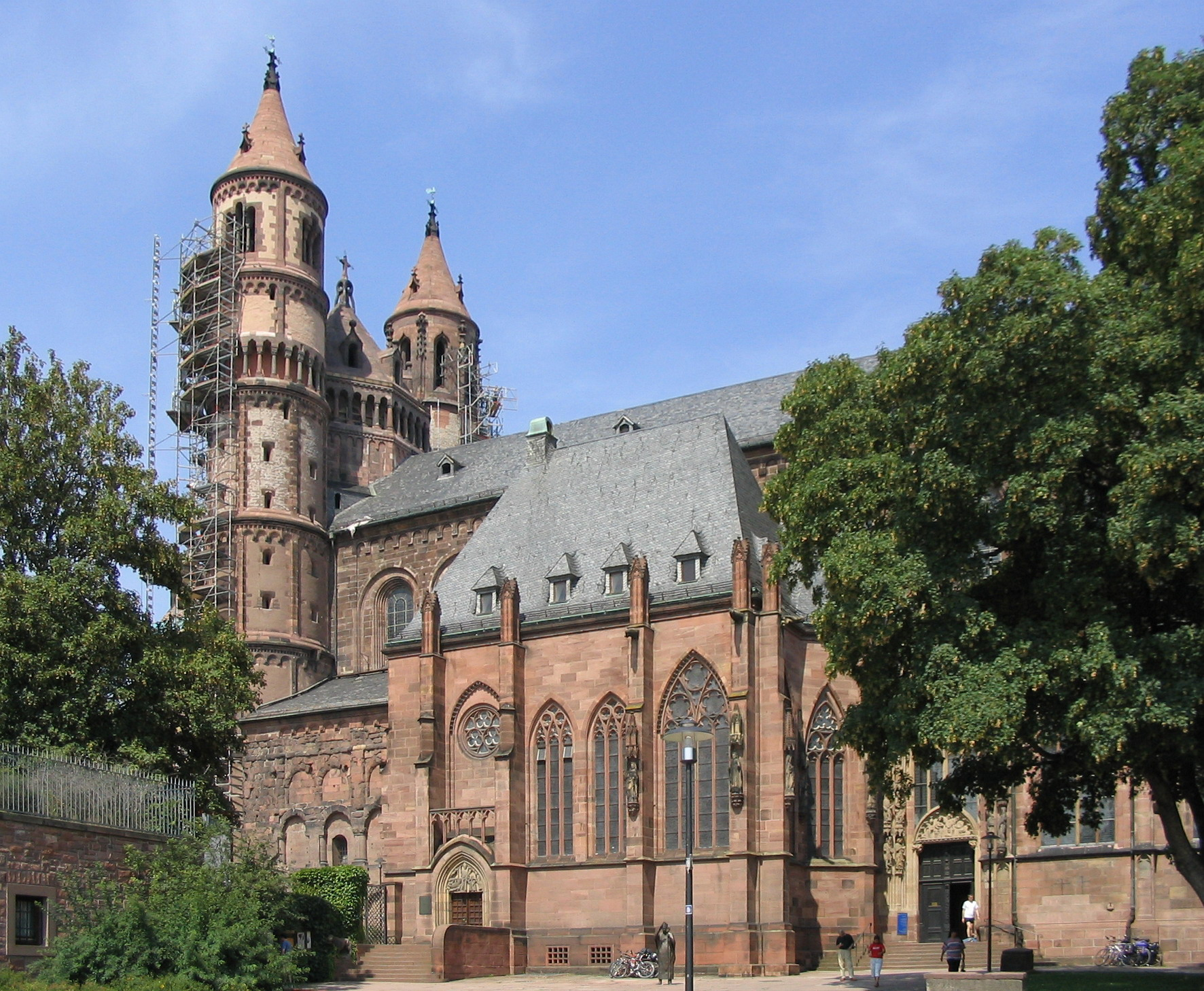 Worms, Germany - Simple English Wikipedia, the free encyclopedia