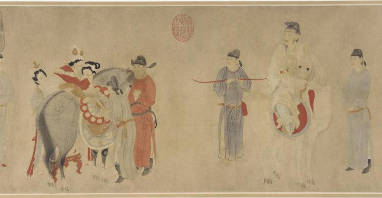 Yang Guifei Mounting a Horse.jpg