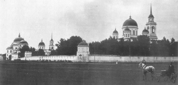 Novo-Tikhvinsky Monastery