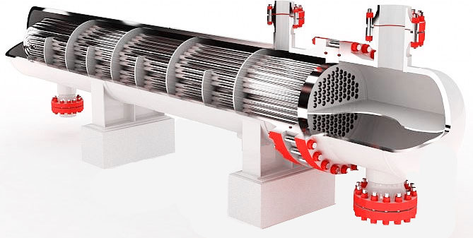 Теплообменник кожухо материалы для теплообменников и конденсаторов