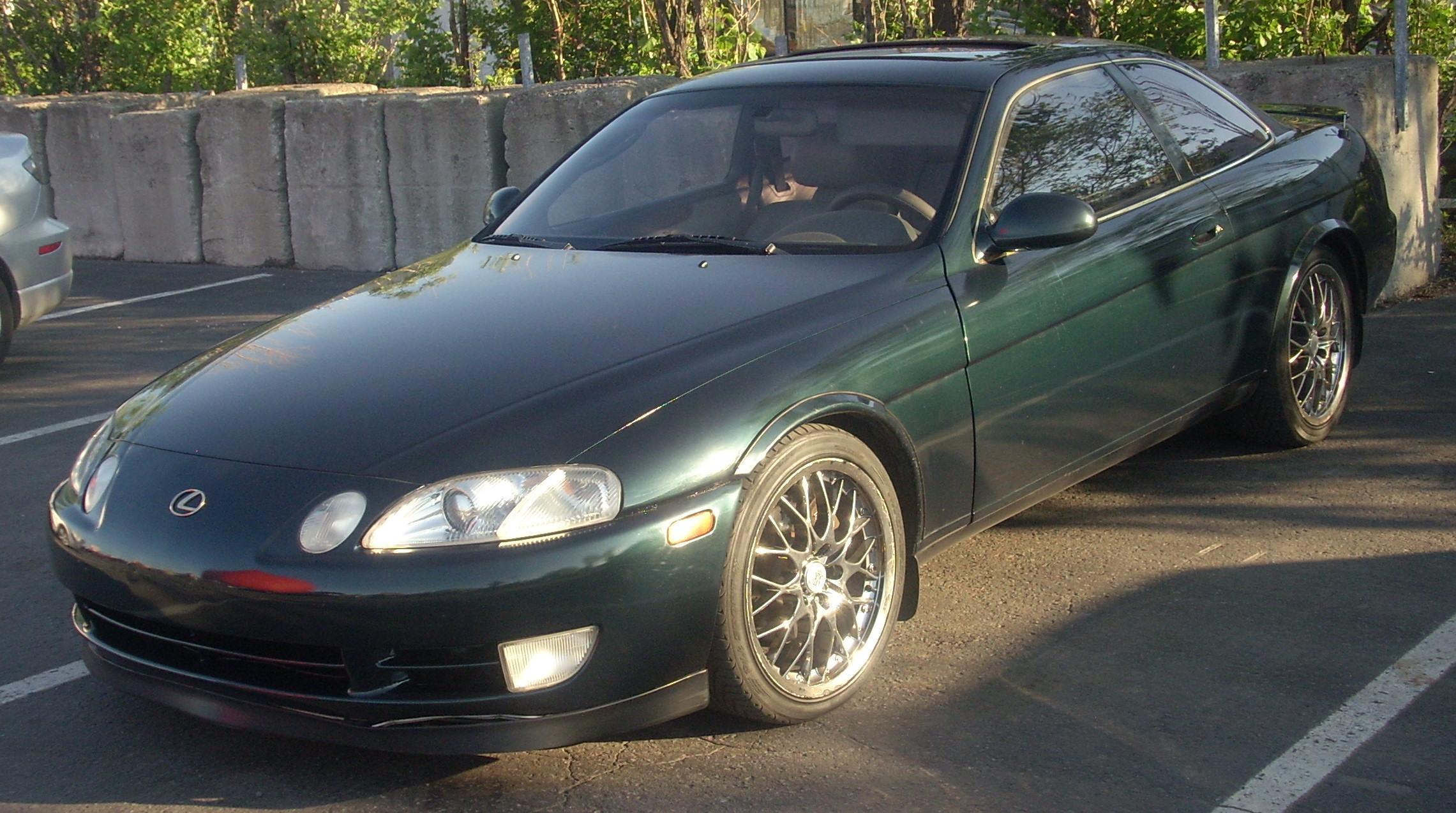 92 lexus coupe