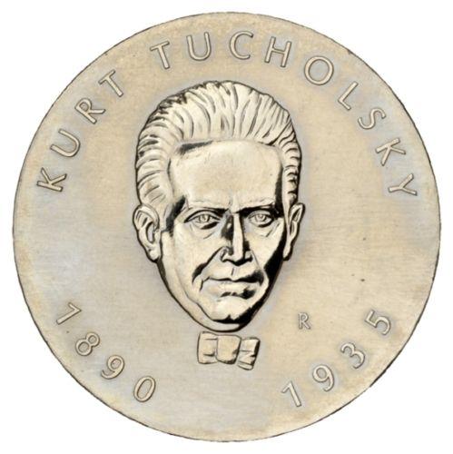 100. Geburtstag von Kurt Tucholsky