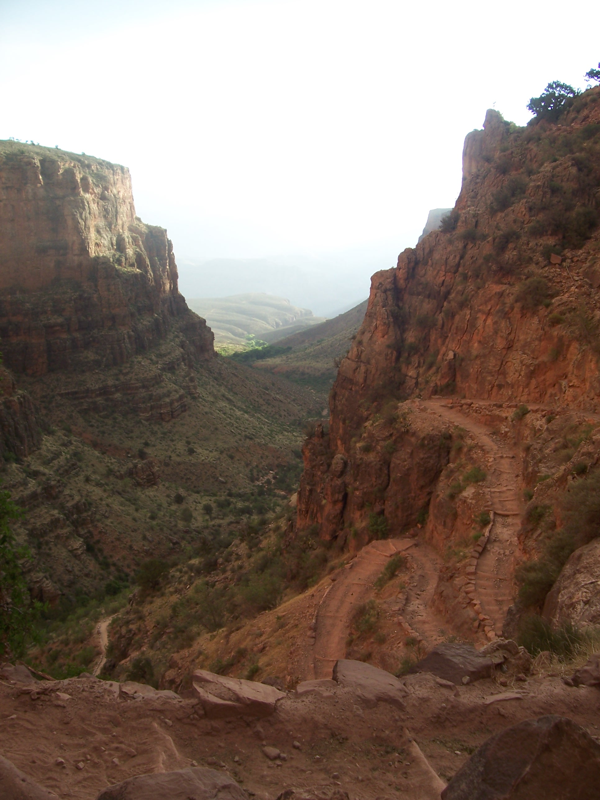 Photo of  Bright Angel Trail