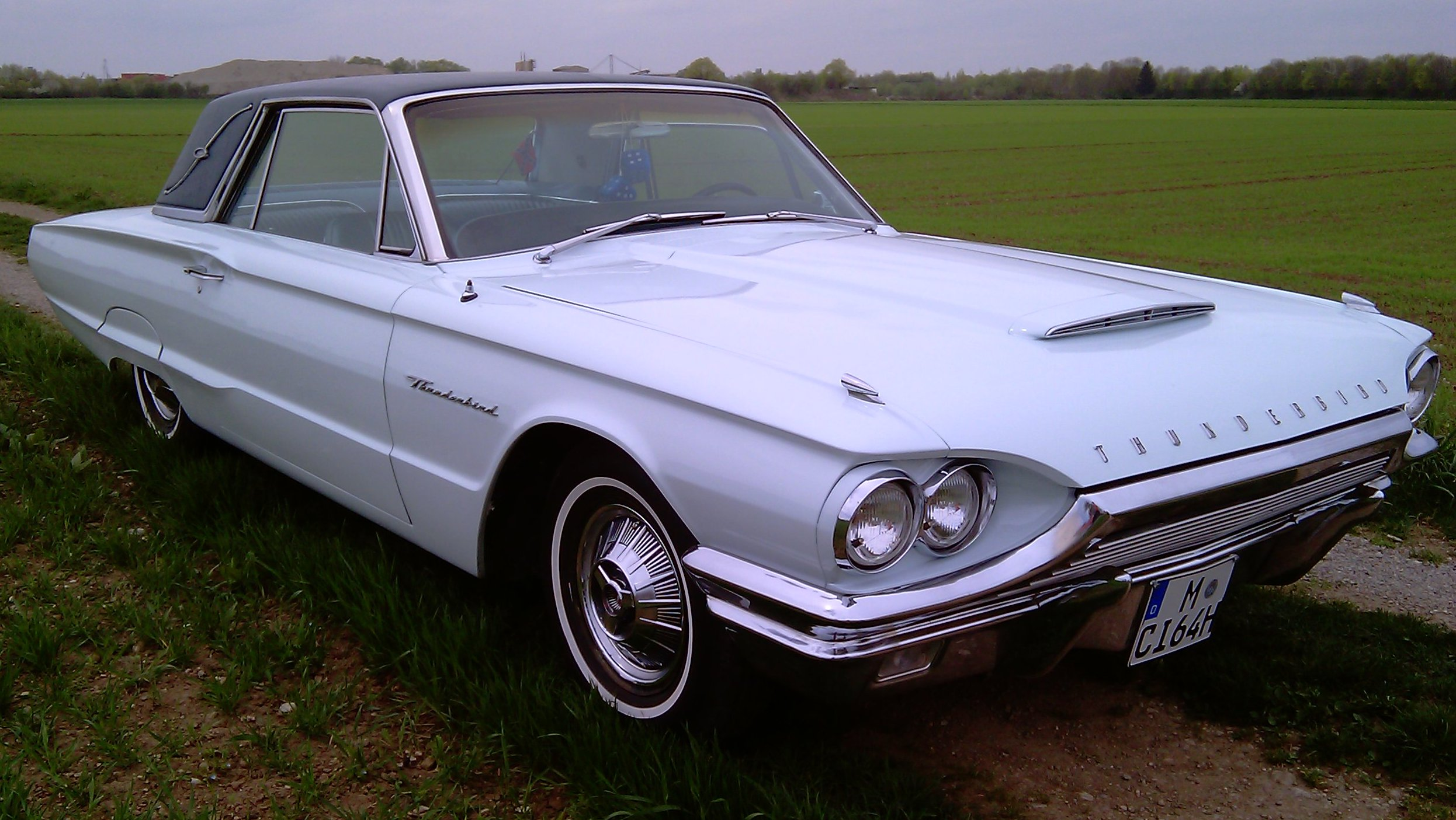 Ford Thunderbird - Wikiwand
