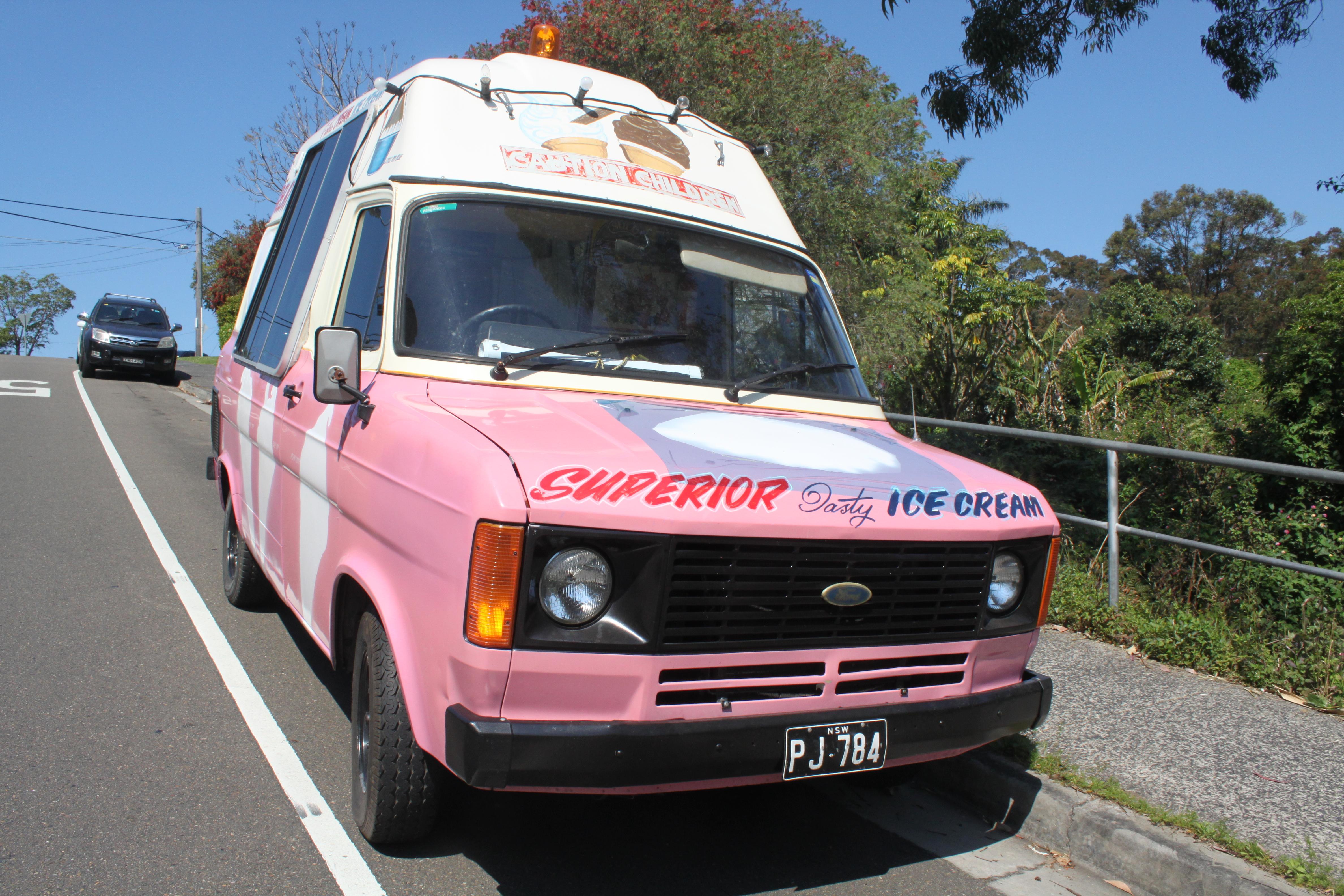File1978 Ford Transit Van Ice Cream Conversion 22417923461