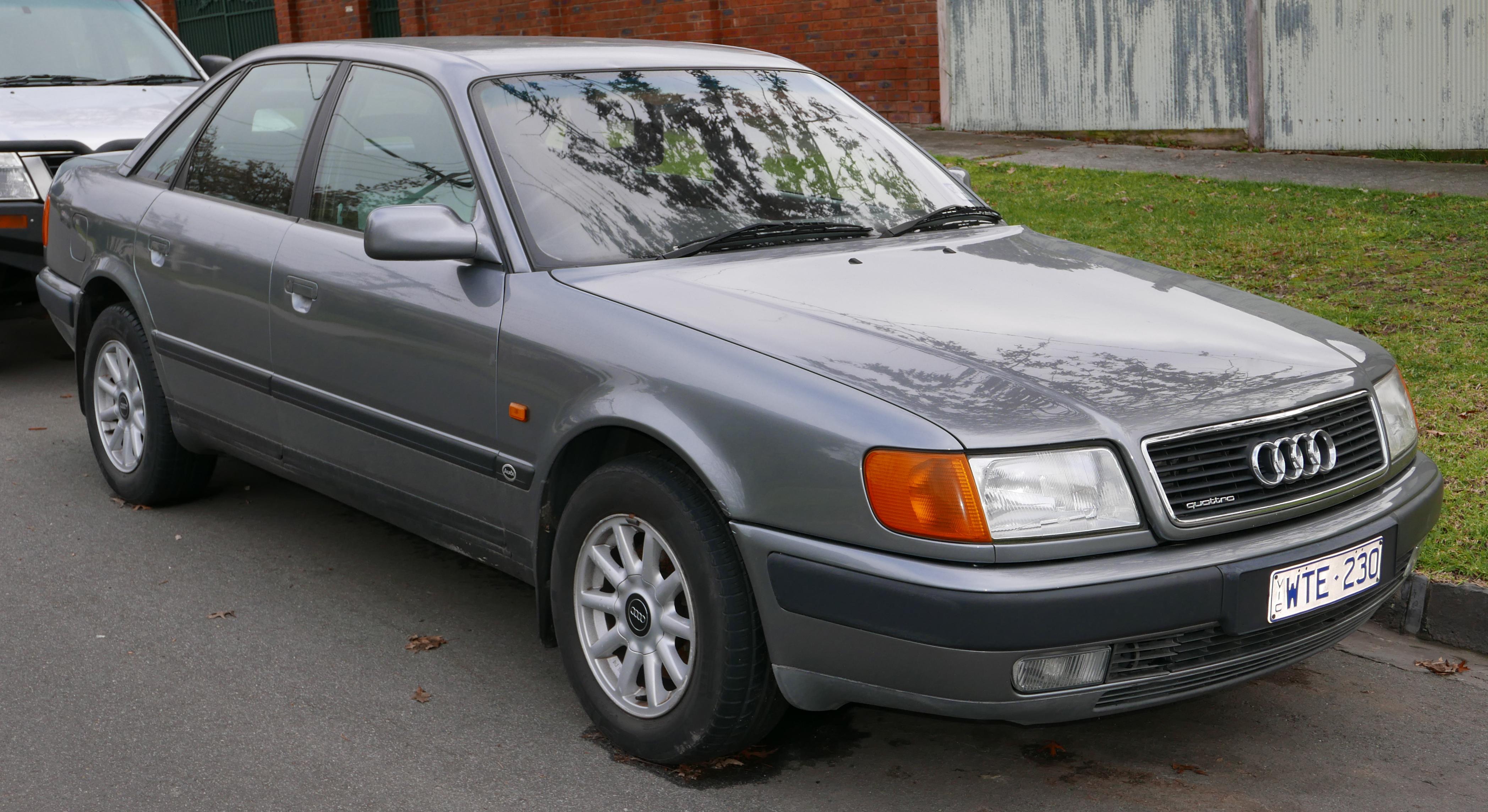 Audi 100 Wikiwand