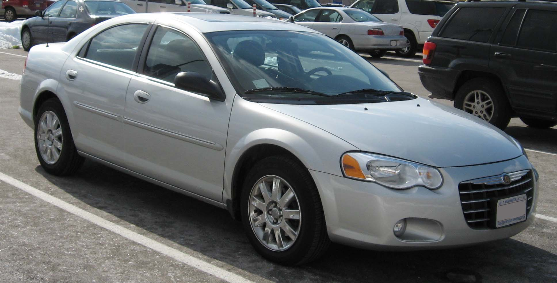 Chrysler Sebring Sedan - allcargallery - Bloguez.com