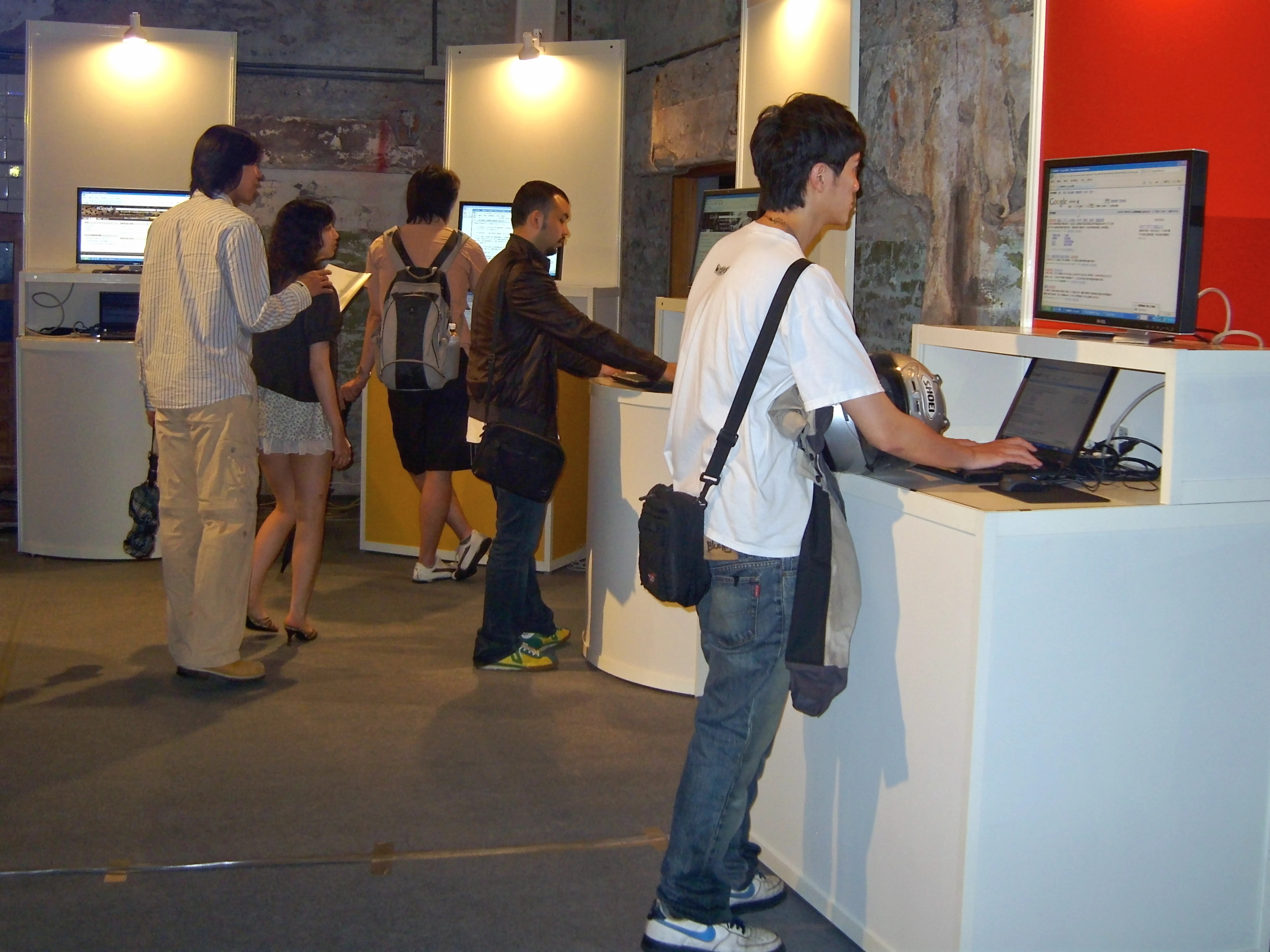 Exhibition Booth Wiki : Wiki exhibition upcscavenger