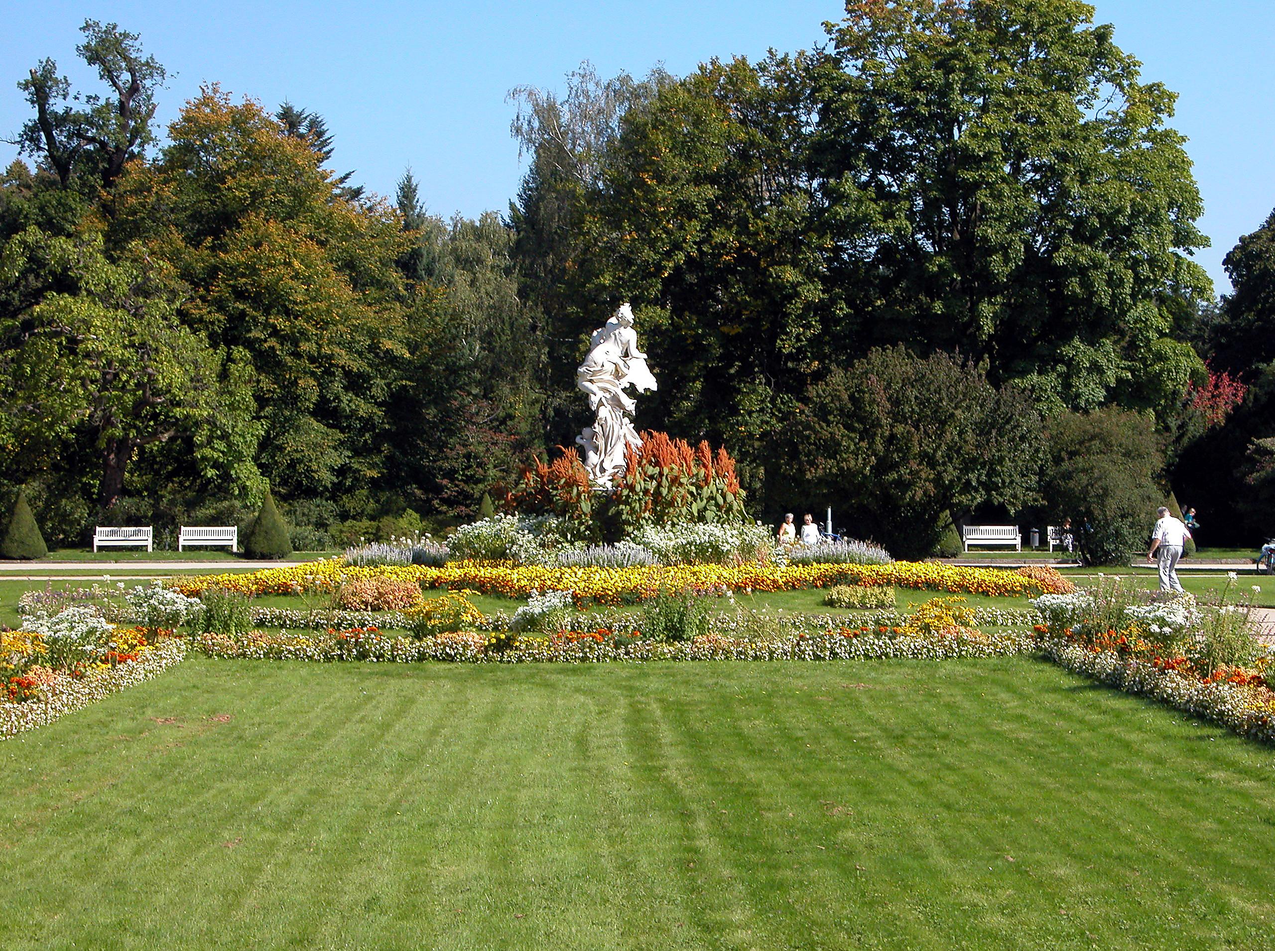 File20100912010dr Dresden Großer Garten Die Zeit Entf D Schönheit