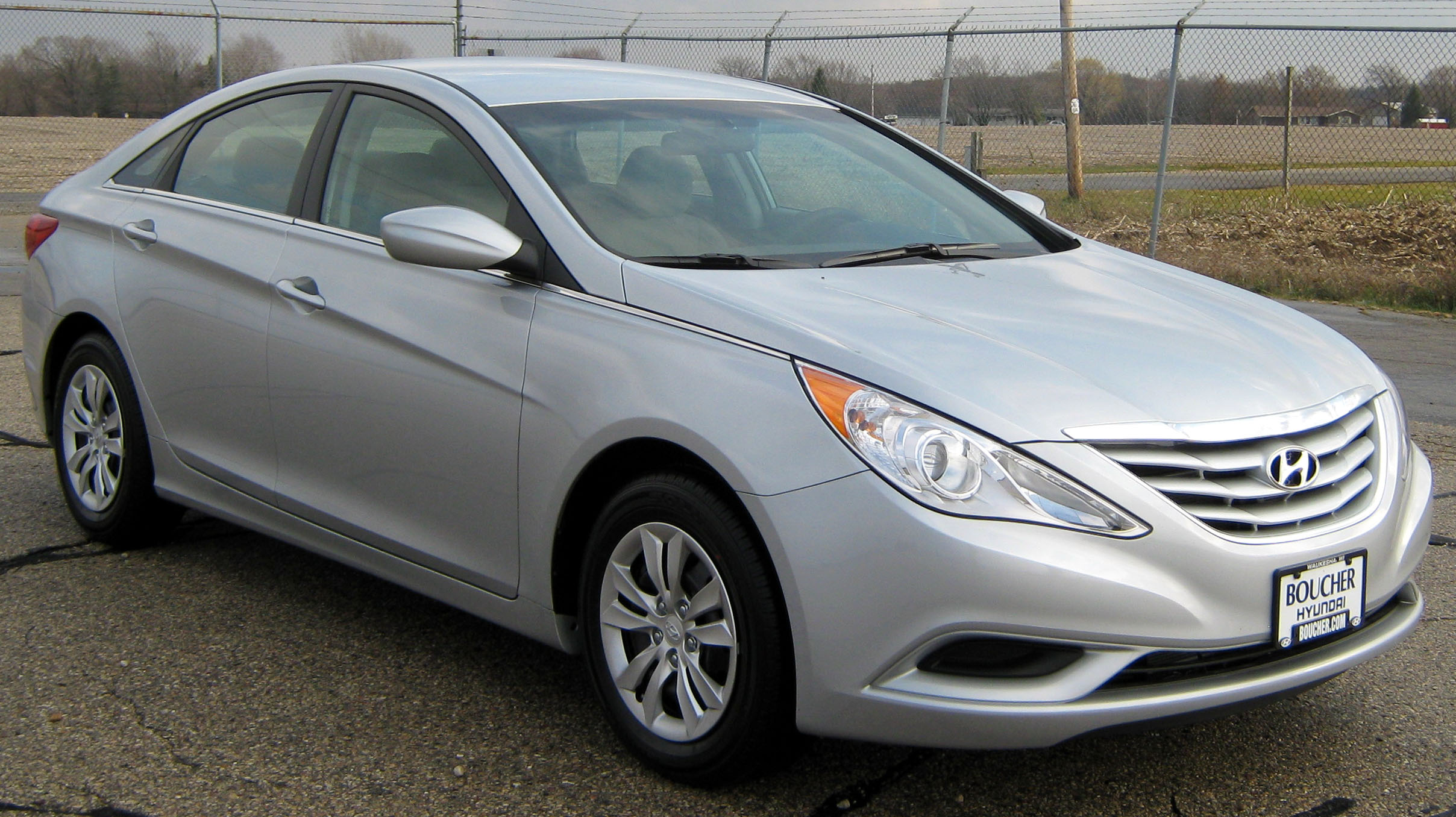 hyundai sonata, photo #8