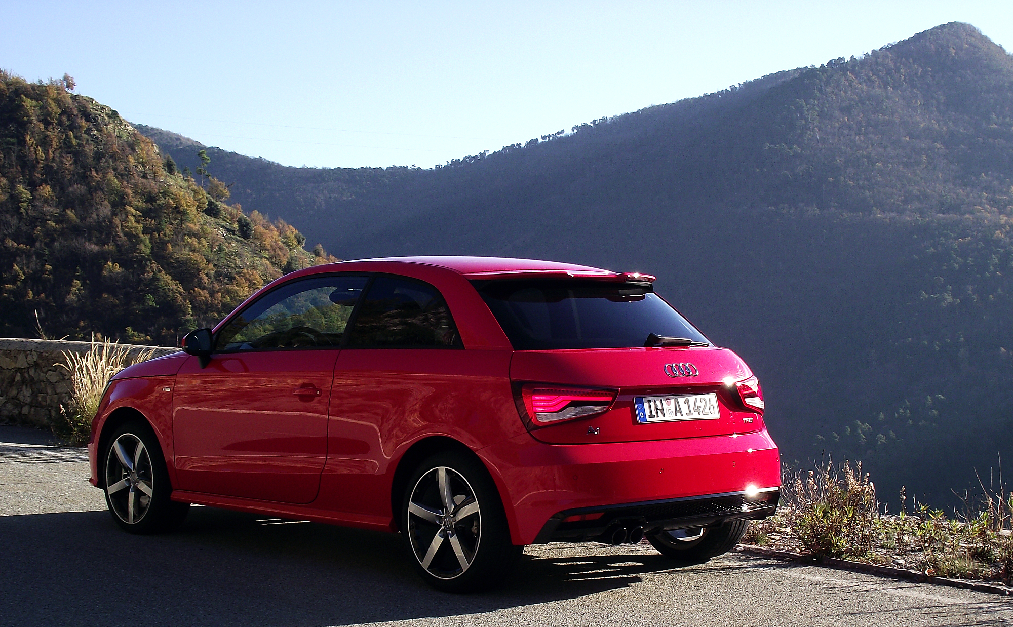 File 2015 Facelift Audi A1 Typ 8x 1 8 Tfsi S Tronic 141 Kw