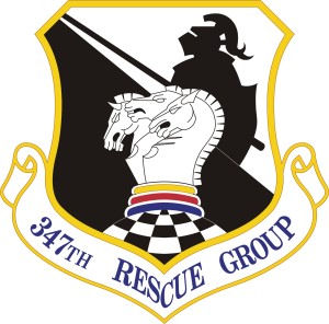 347th Rescue Group United States Air Force unit