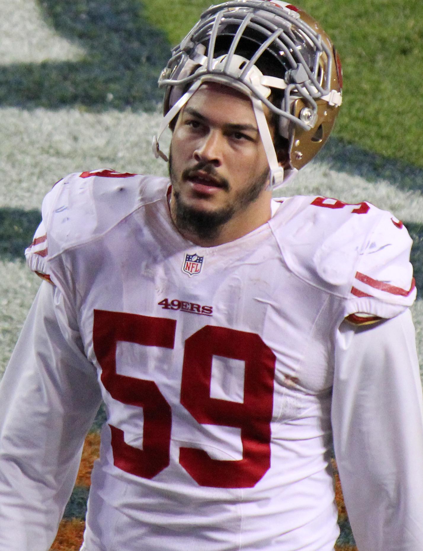 Aaron Lynch American Football Wikipedia