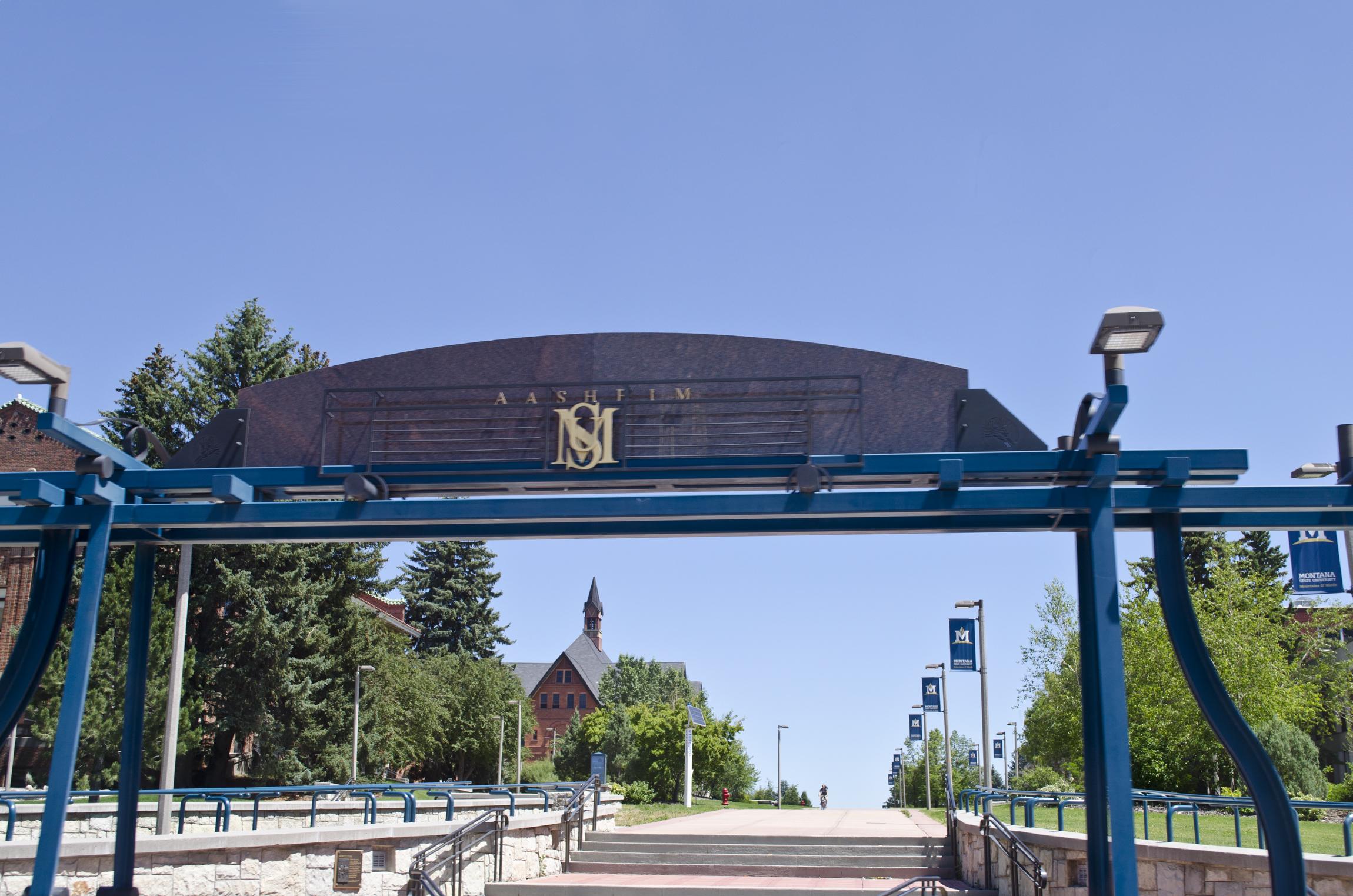 State MT Montana University.Bozeman