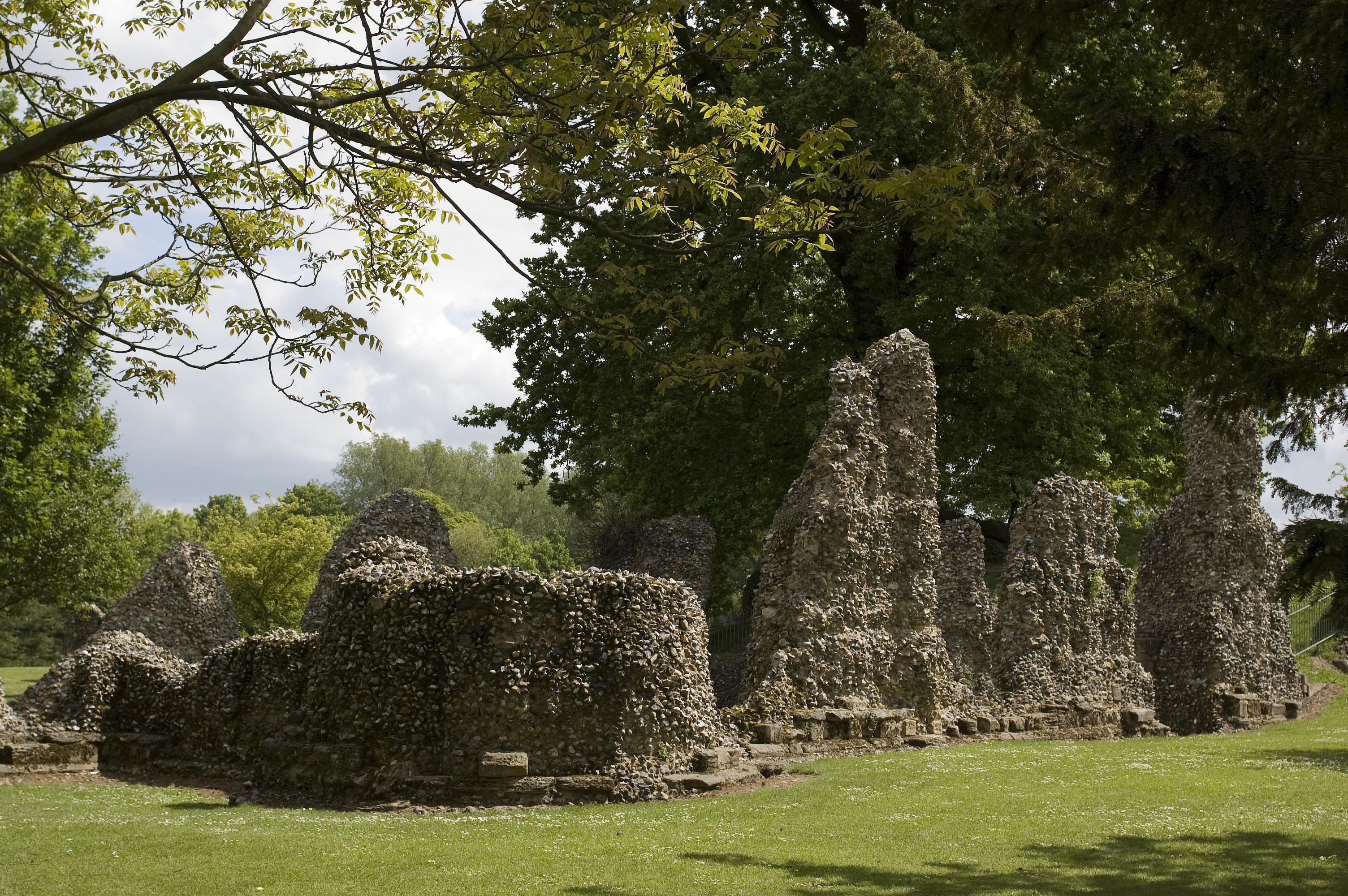 Bury St Edmunds Abbey - Wikiwand
