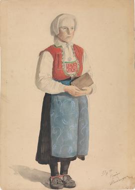 kvinne Mandal