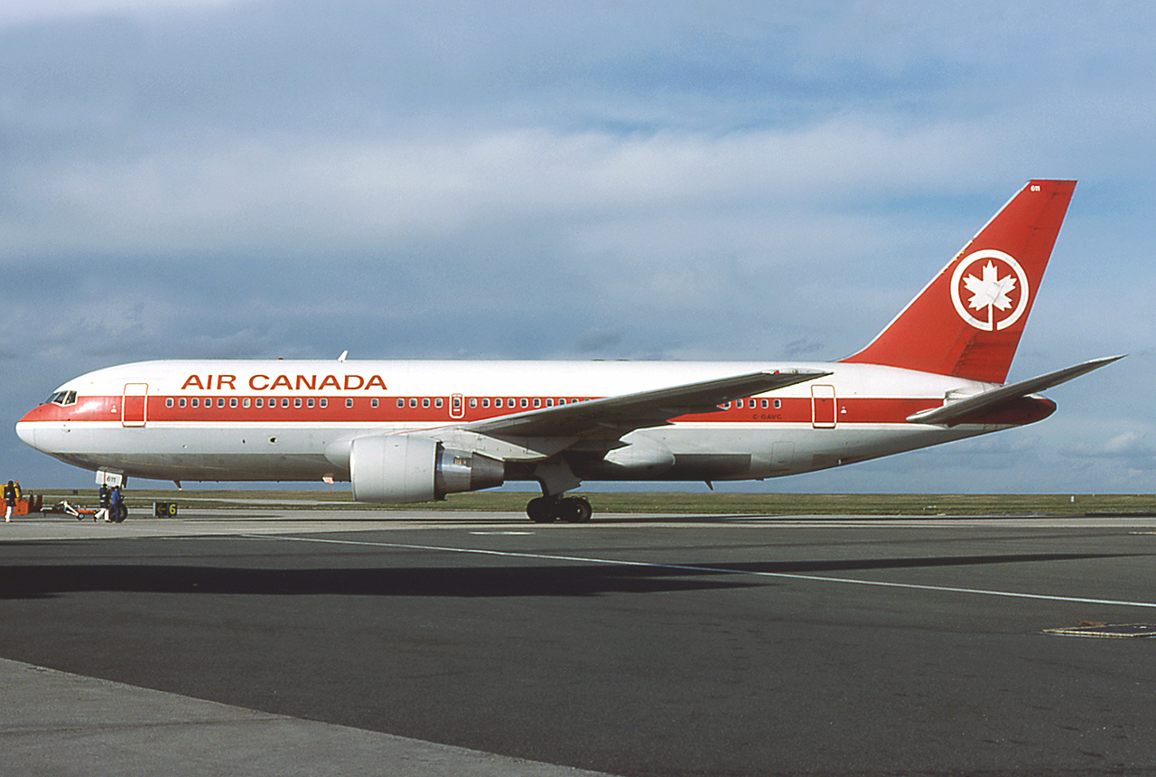 an examination of the canadian airlines