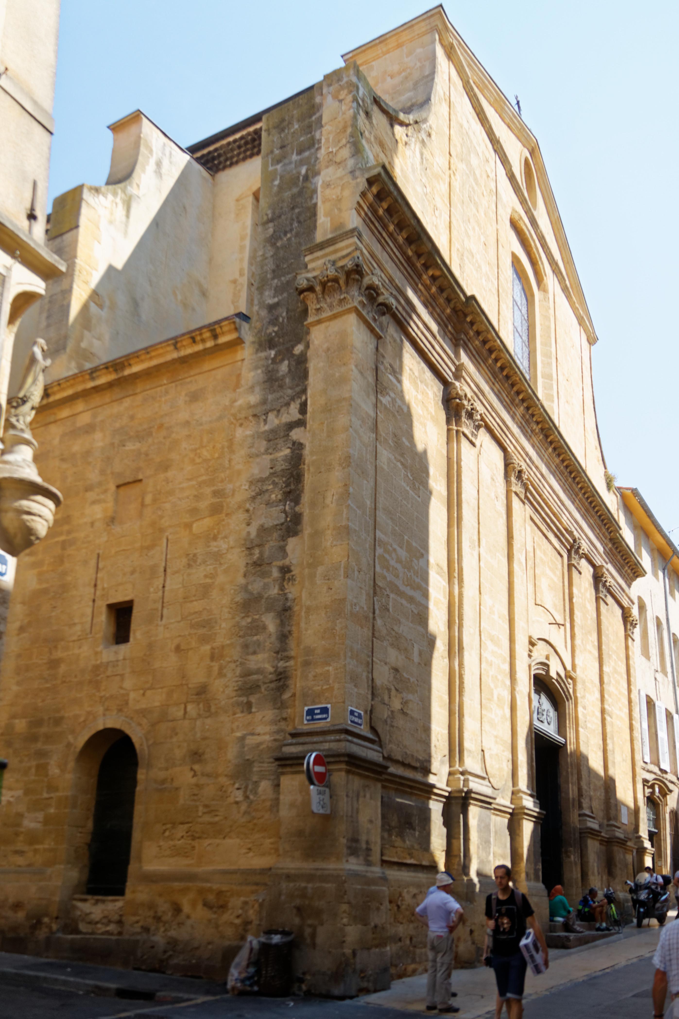 Construction Aix En Provence Église du saint-esprit (aix-en-provence) - wikipedia
