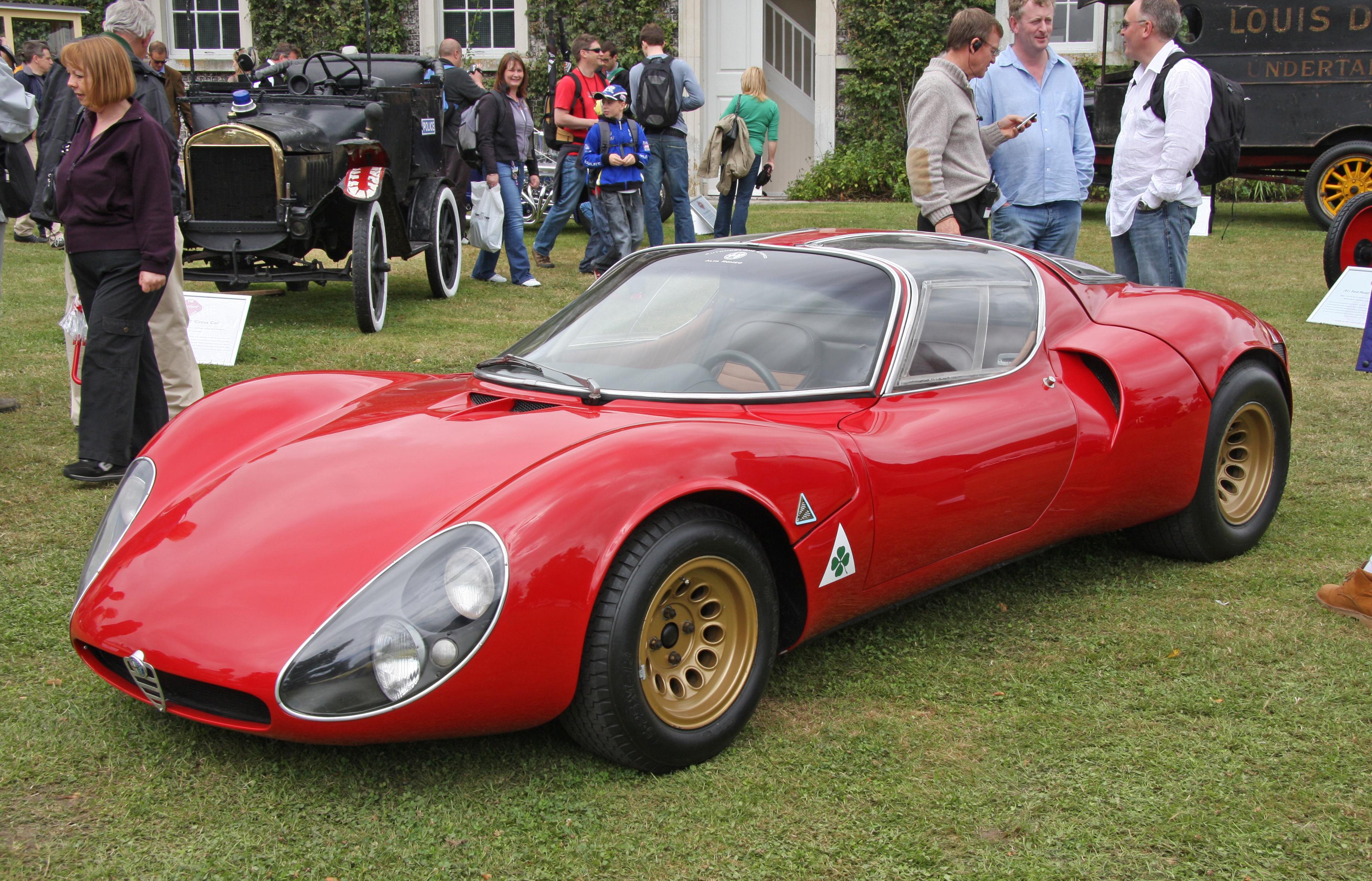 Alfa Romeo T-33