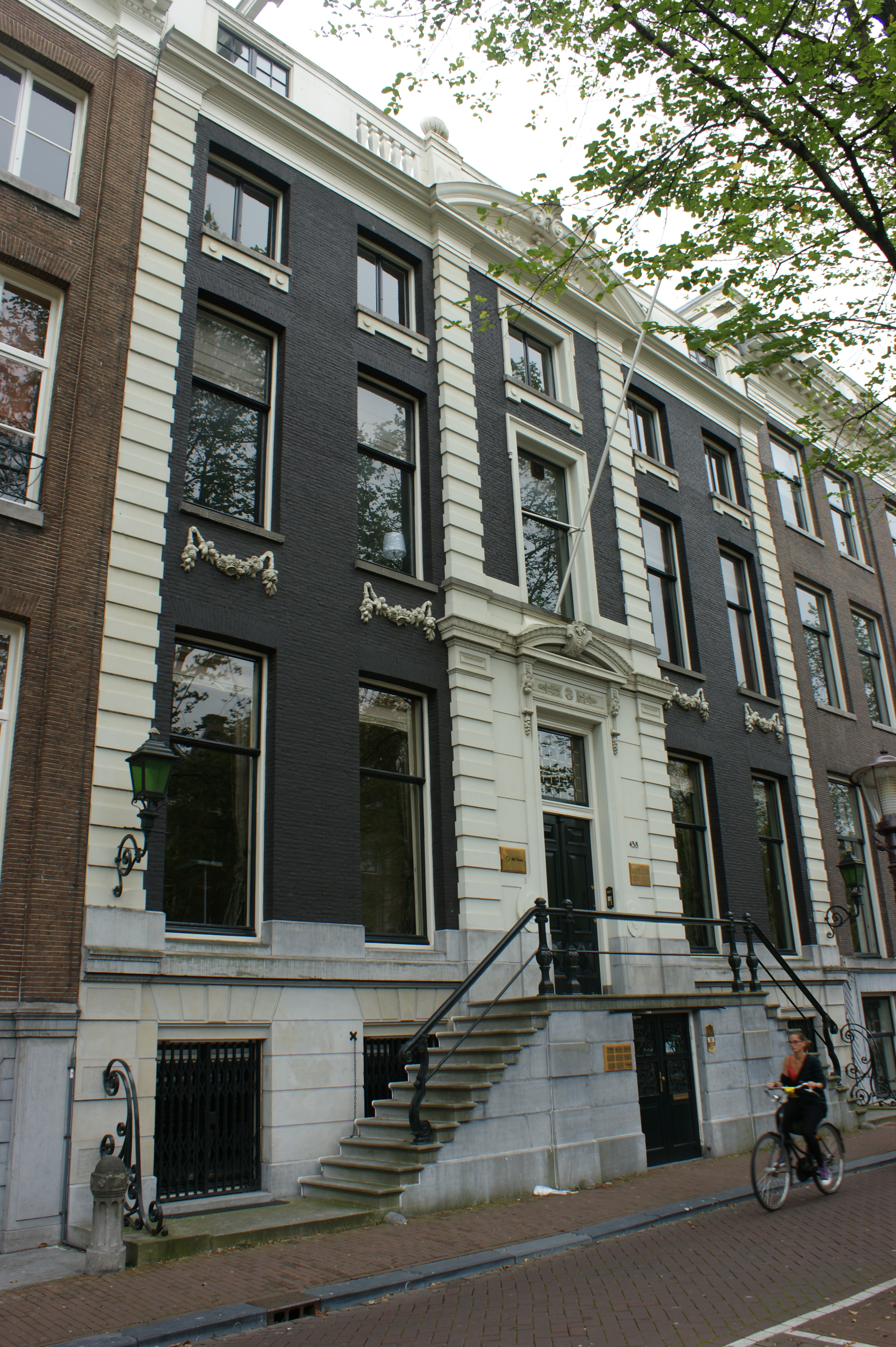 Jacques goudstikker wikiwand for Herengracht amsterdam