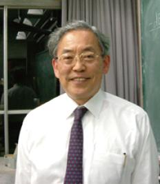 Anthony Ichiro Sanda Japanese-American Physicist