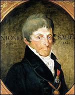 Antonio Salieri mit etwa 65 Jahren (Quelle: Wikimedia)