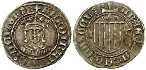 monedas de plata