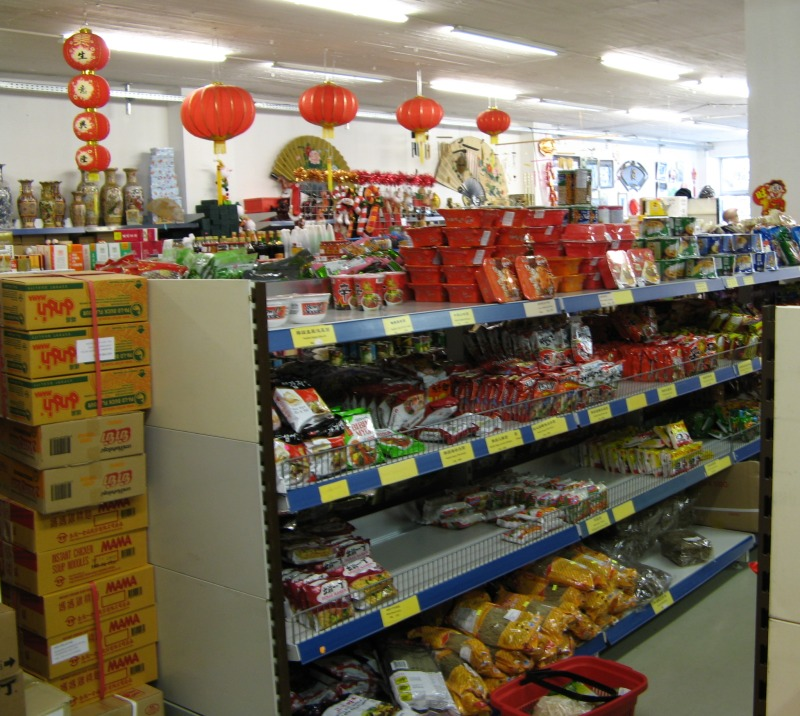 asian grocery shops