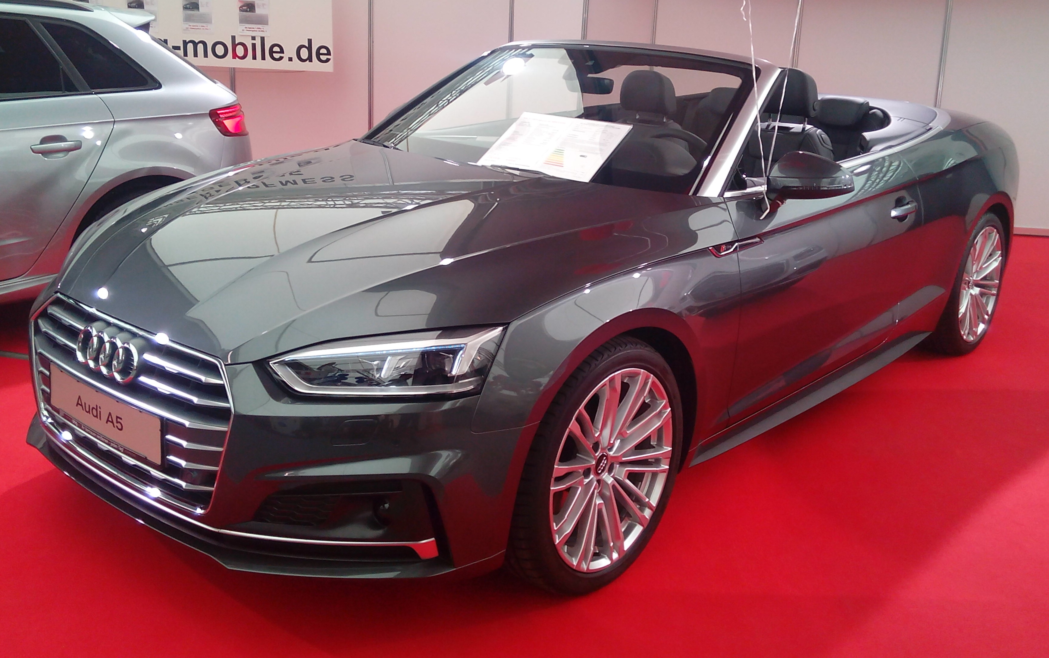 fichier audi a5 wikip dia. Black Bedroom Furniture Sets. Home Design Ideas